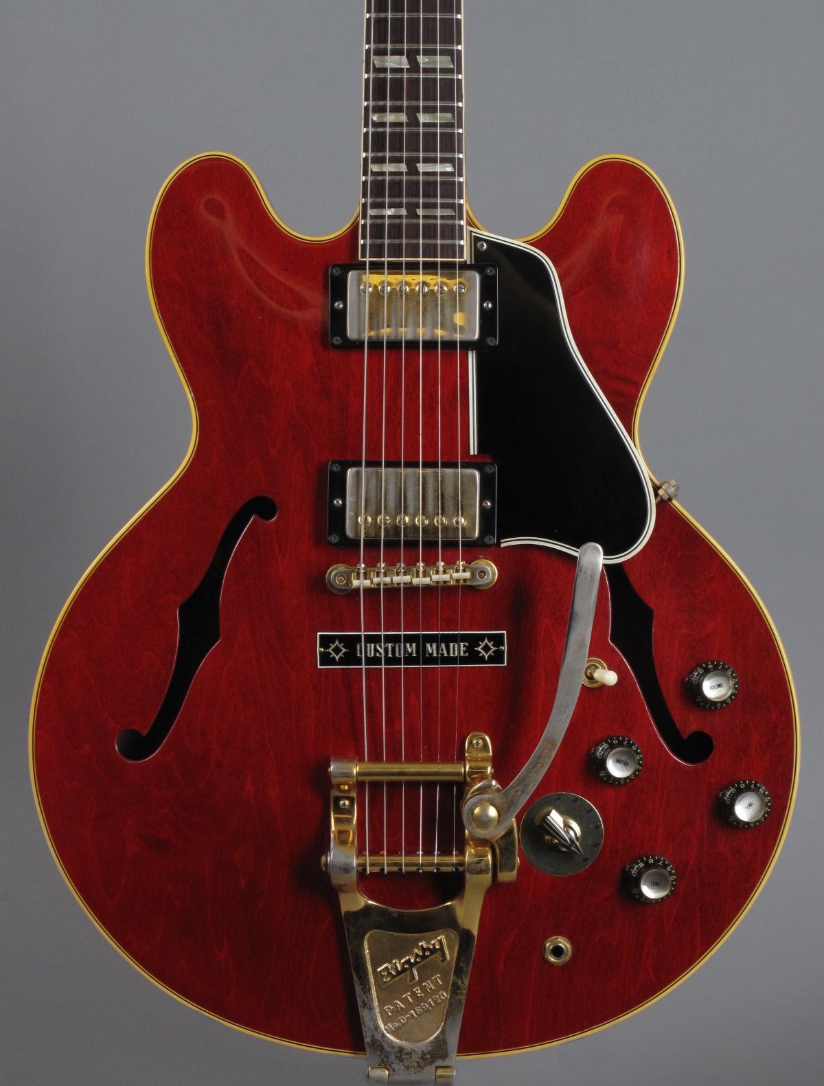1963 Gibson ES-345 TDSV - Cherry
