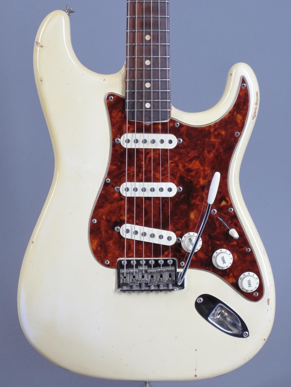 1964 Fender Stratocaster - Olympic White
