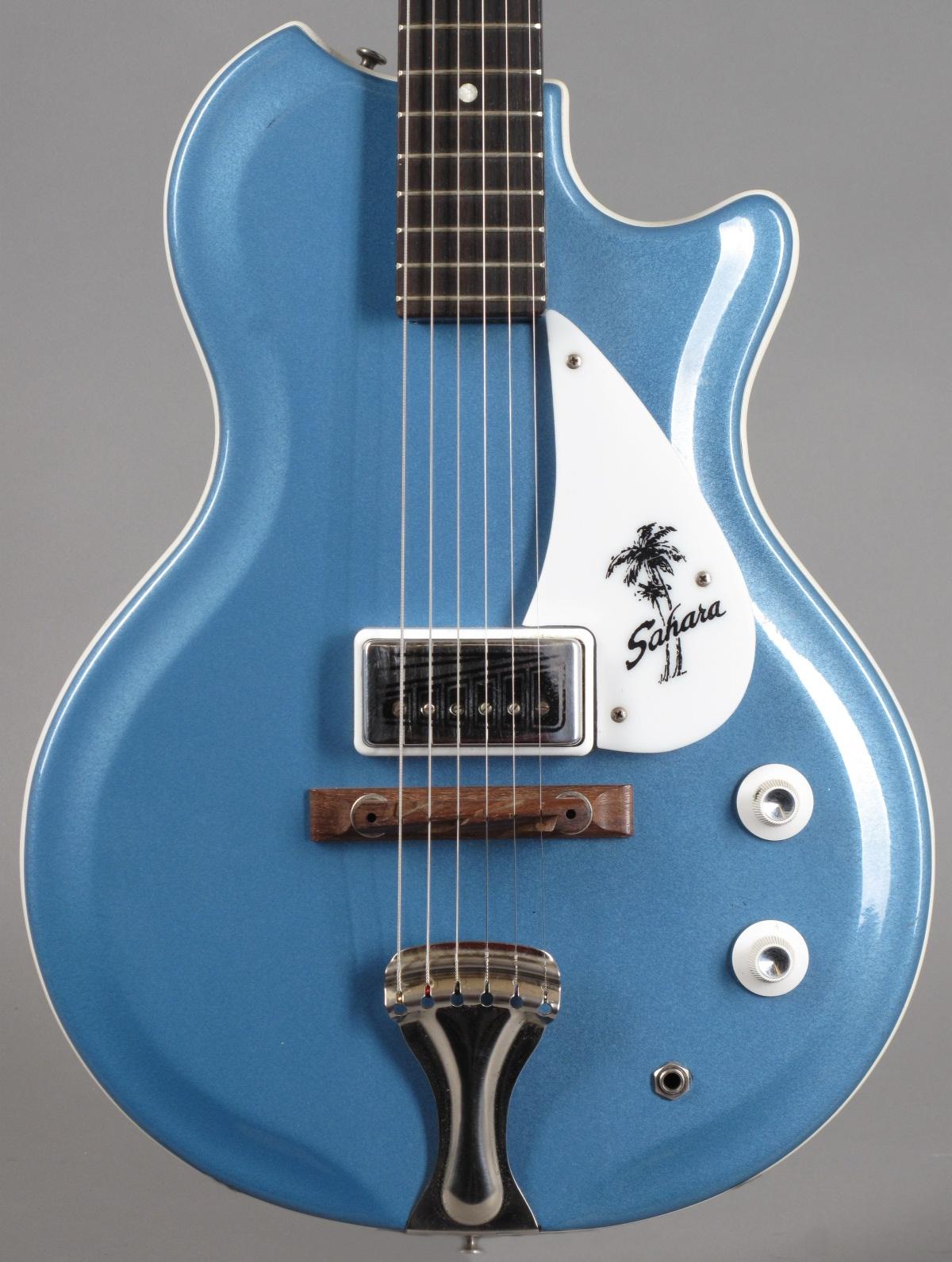 1964 Supro Sahara - Wedgewood Blue