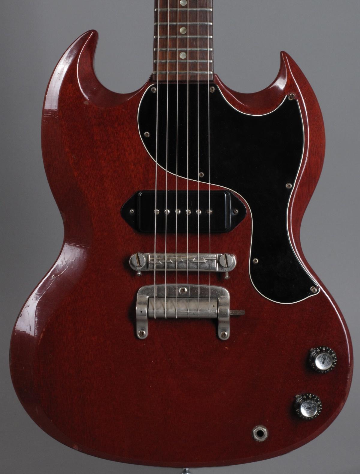 1965 Gibson SG Junior - Cherry