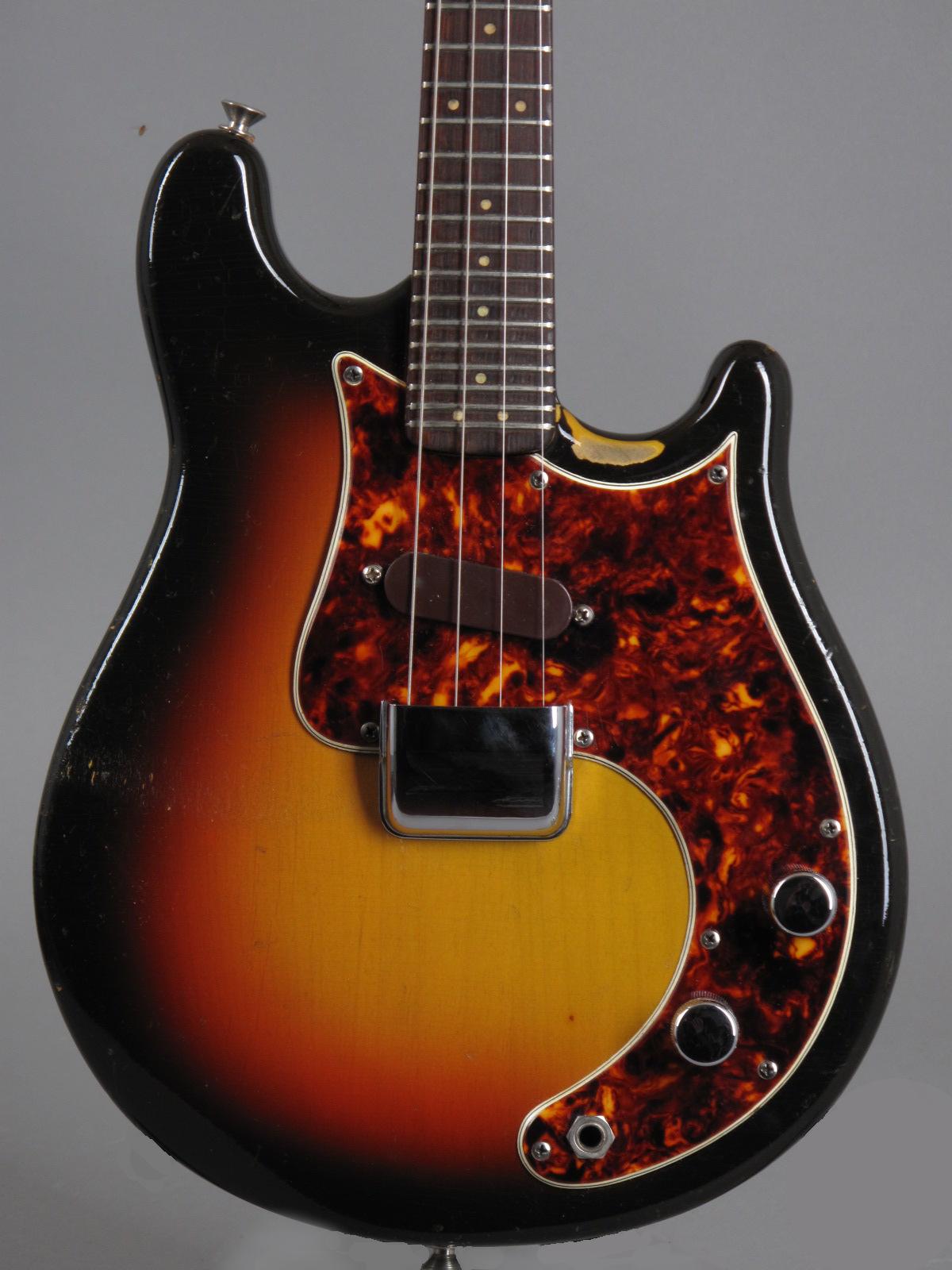 1966 Fender Electric Mandolin (Mandocaster)