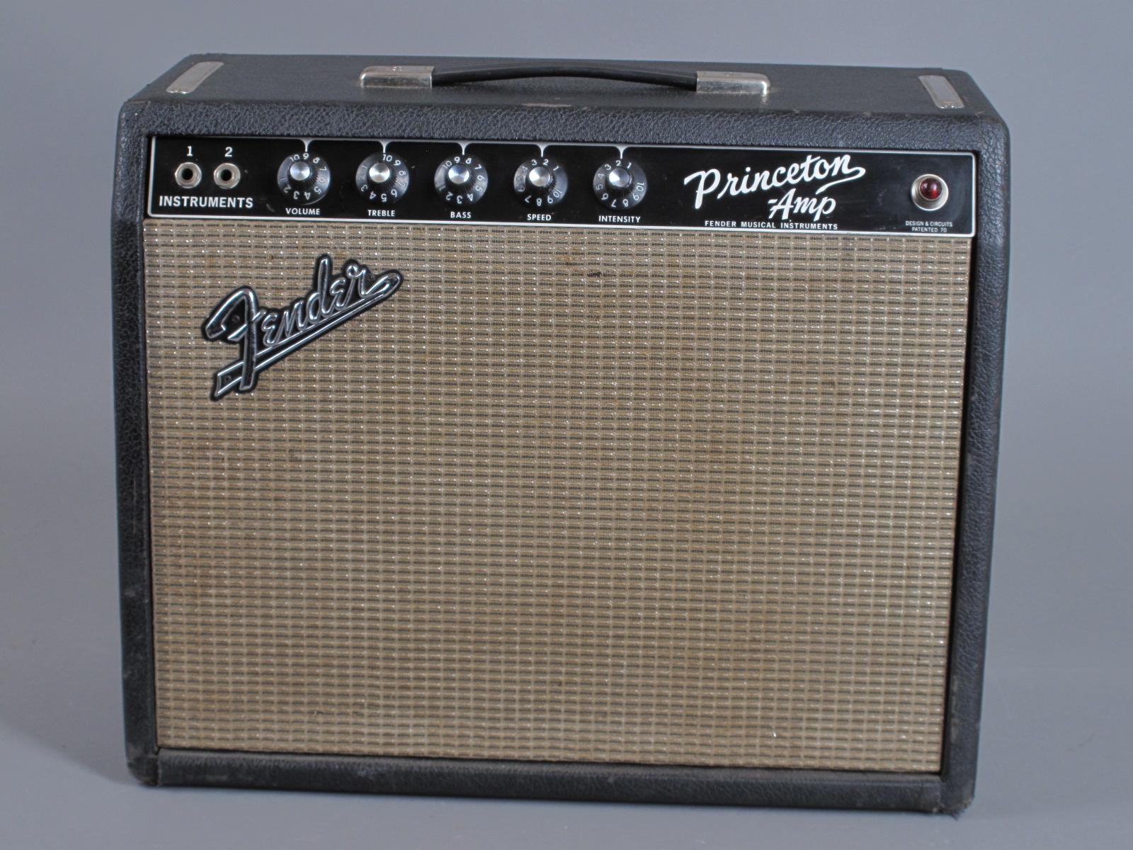 "1966 Fender Princeton - ""Blackface"" Amp"