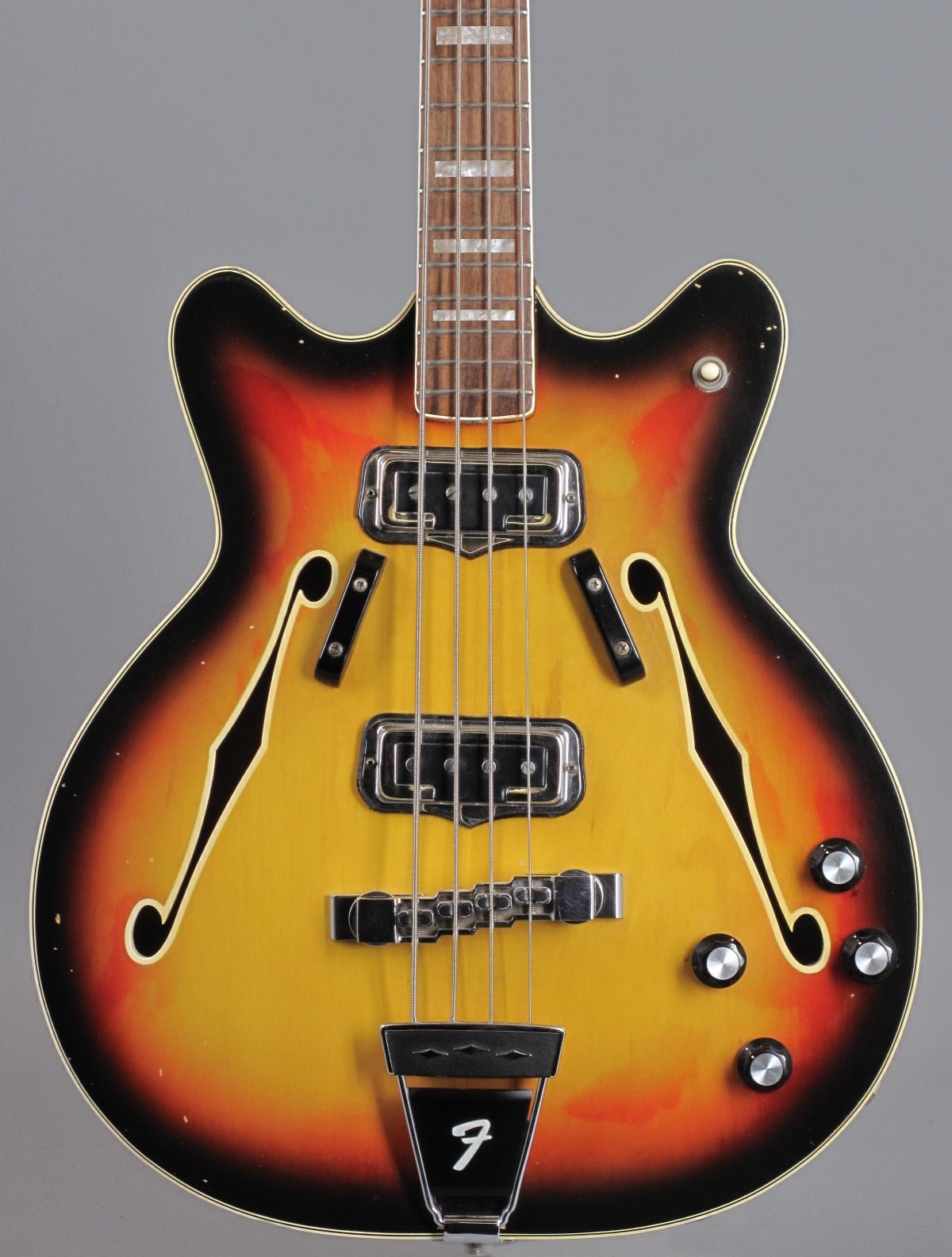 1967 Fender Coronado Bass II - Sunburst