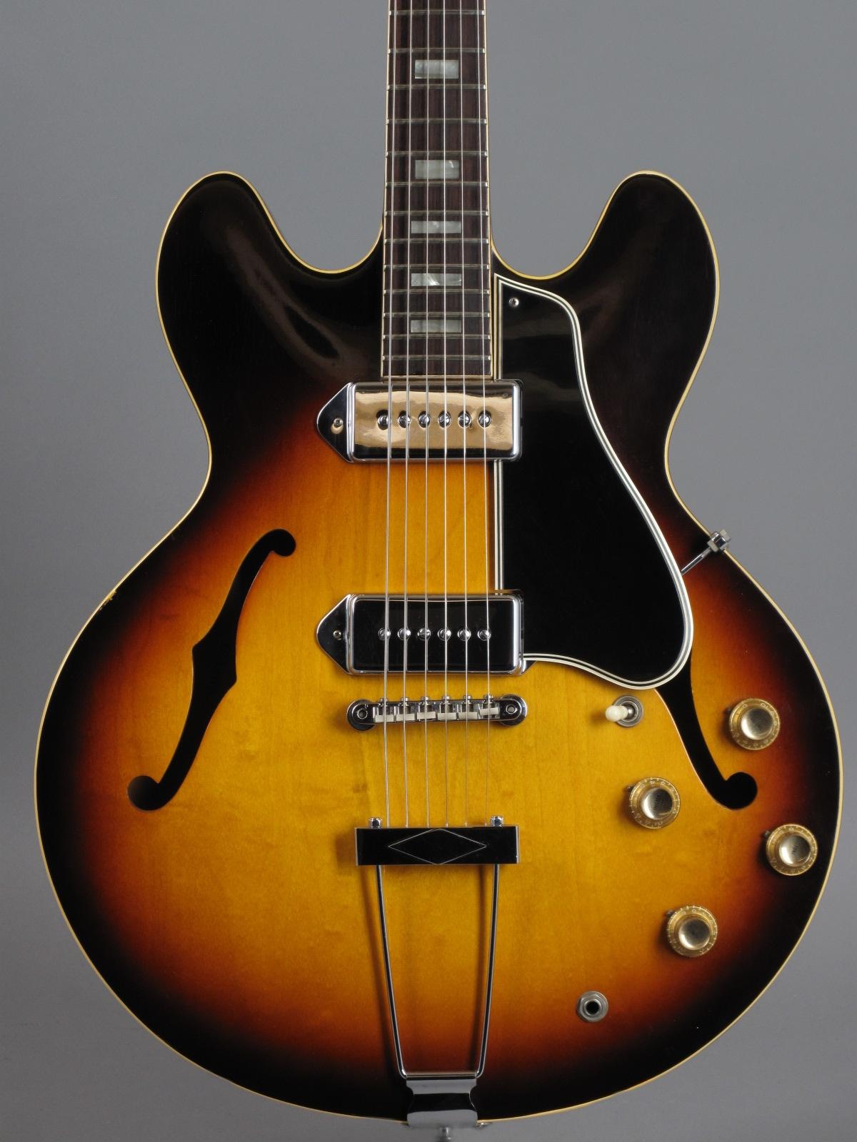 1967 Gibson ES-330 TD - Sunburst