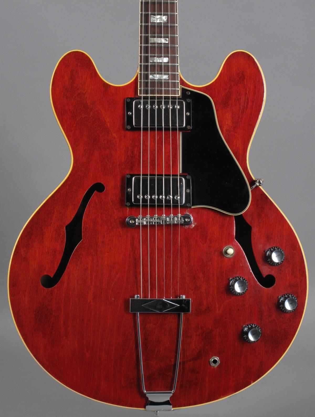 1967 Gibson ES-335 TD - Cherry