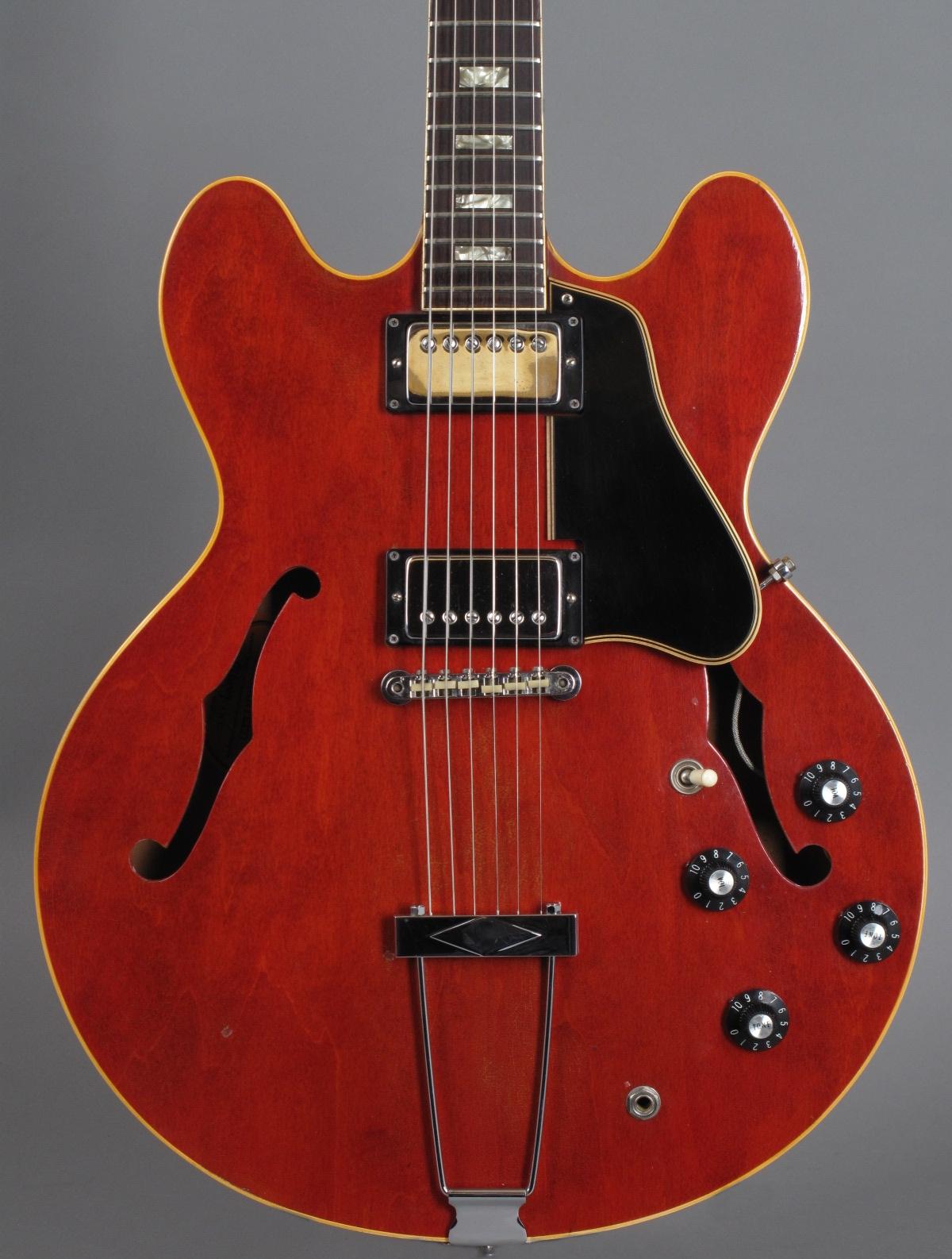 1967 Gibson ES-335 TDC - Cherry