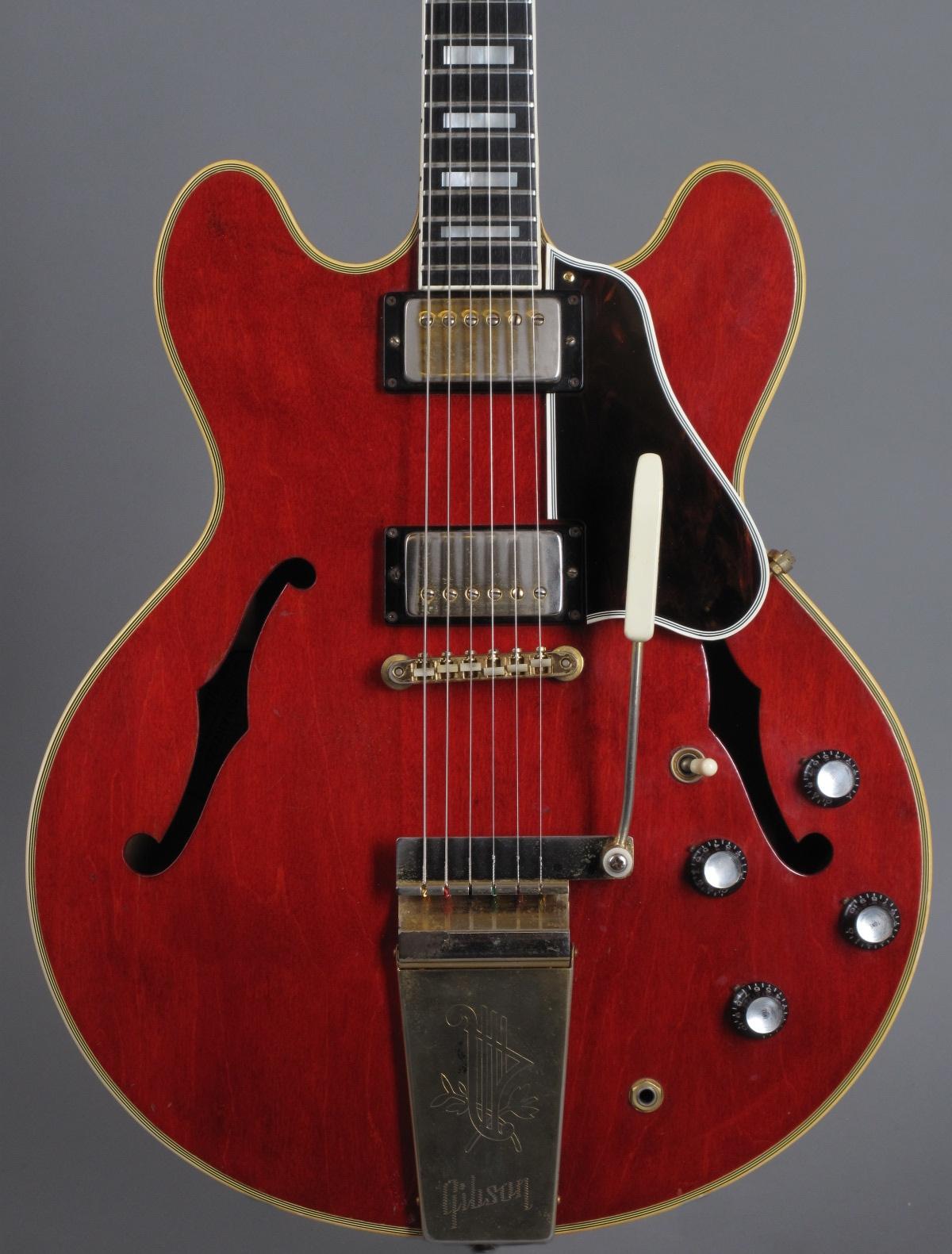 "1967 Gibson ES-355 TDC - Cherry  ...""factory Mono!"""