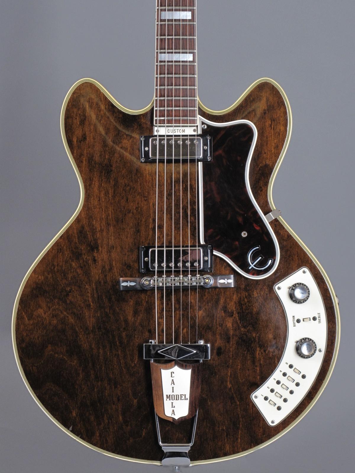 1968 Epiphone Caila Custom - Walnut