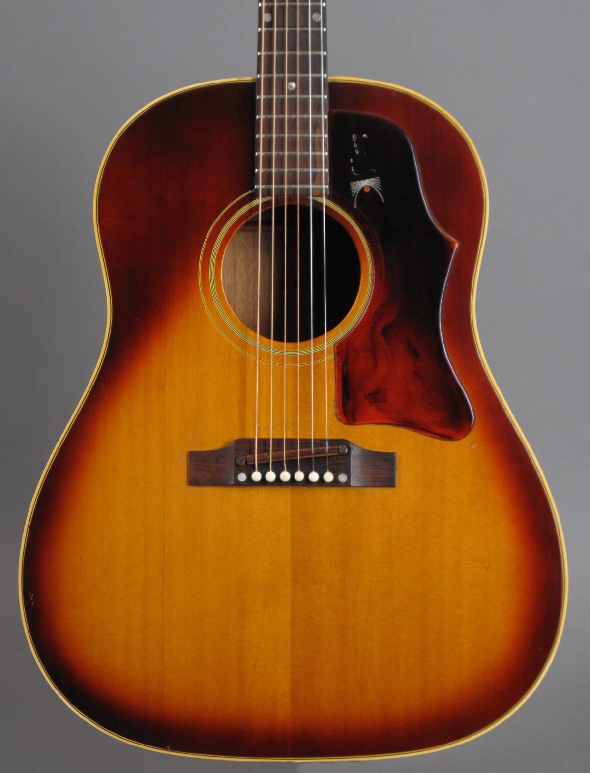 1968 Gibson J-45 - Sunburst