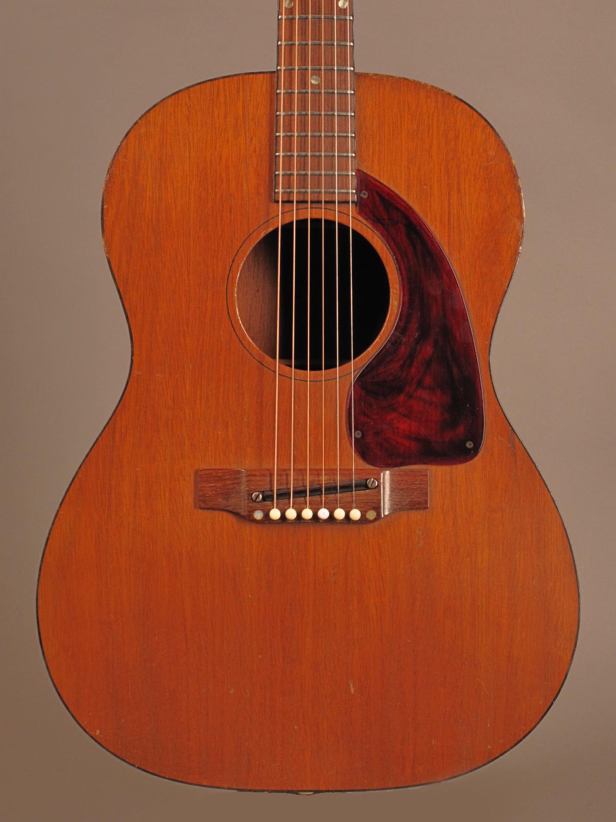 1968 Gibson LG-0 - Natural