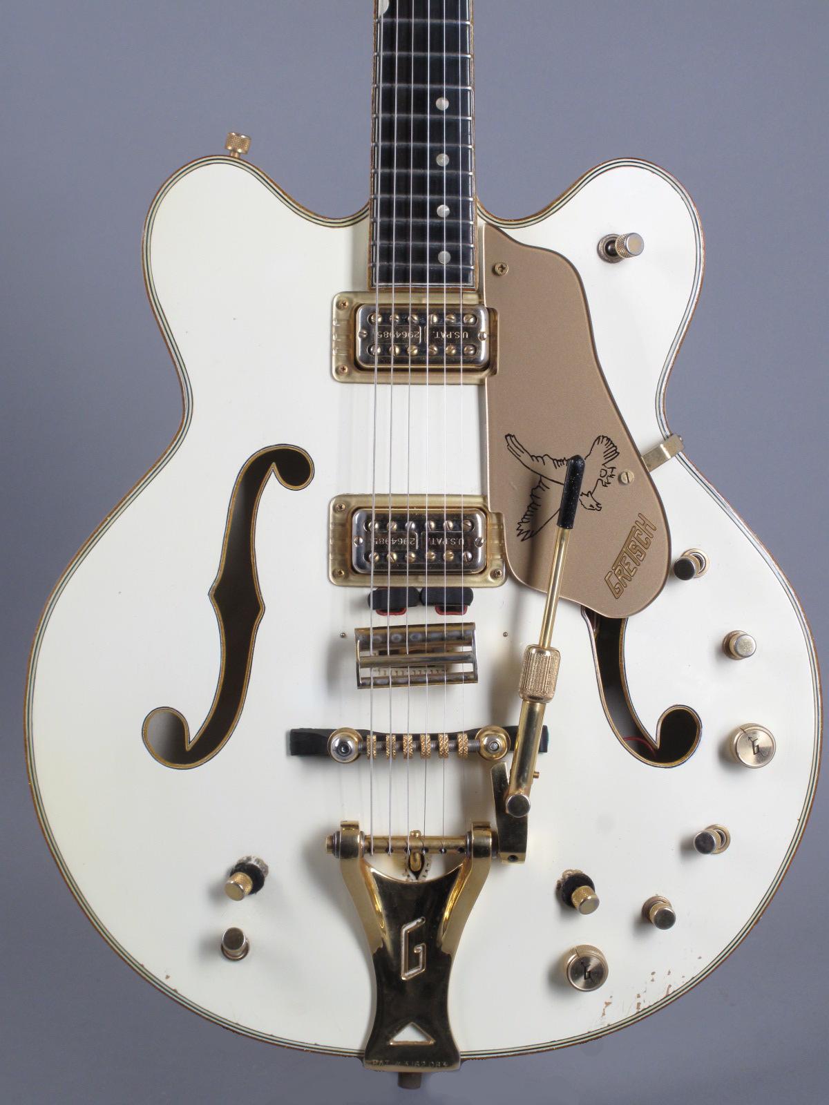 1968 Gretsch 6137 White Falcon / StereoModel