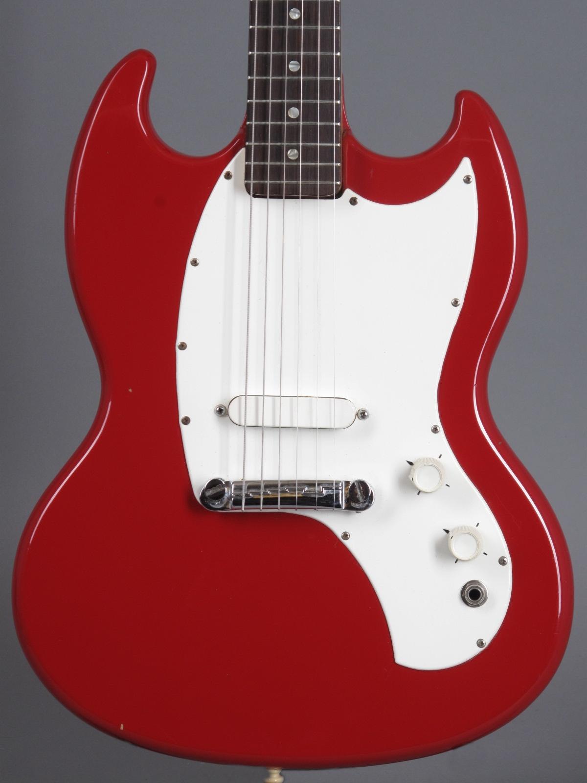 1968 Kalamazoo KG1A - Red