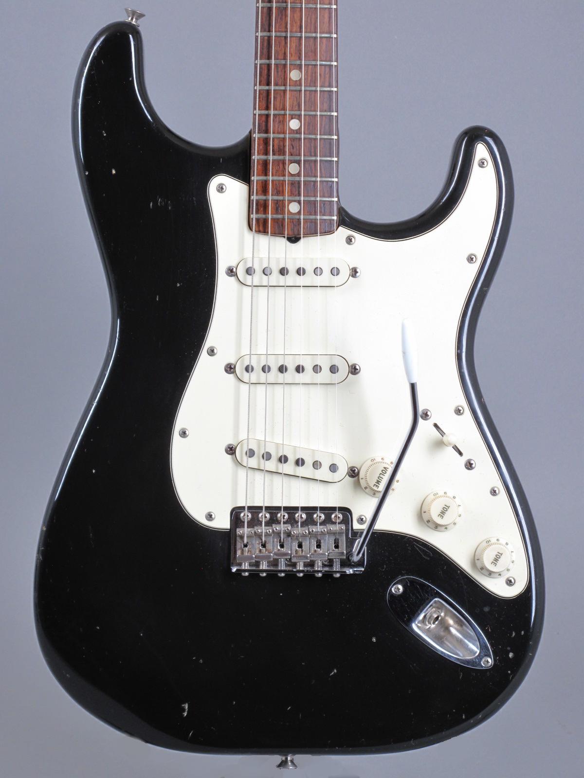 1970 Fender Stratocaster - Black   4-bolt !