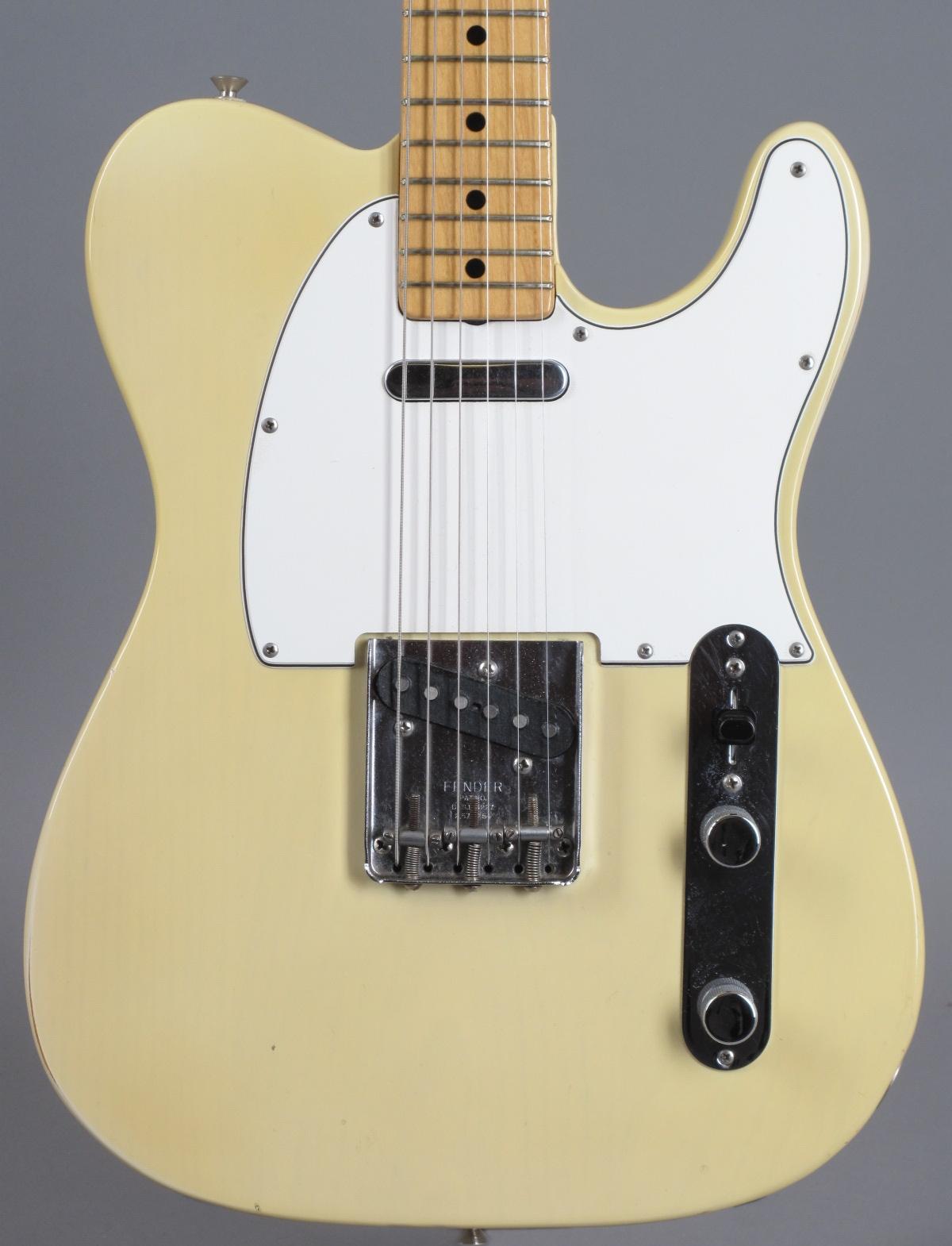 1971 Fender Telecaster - Blond