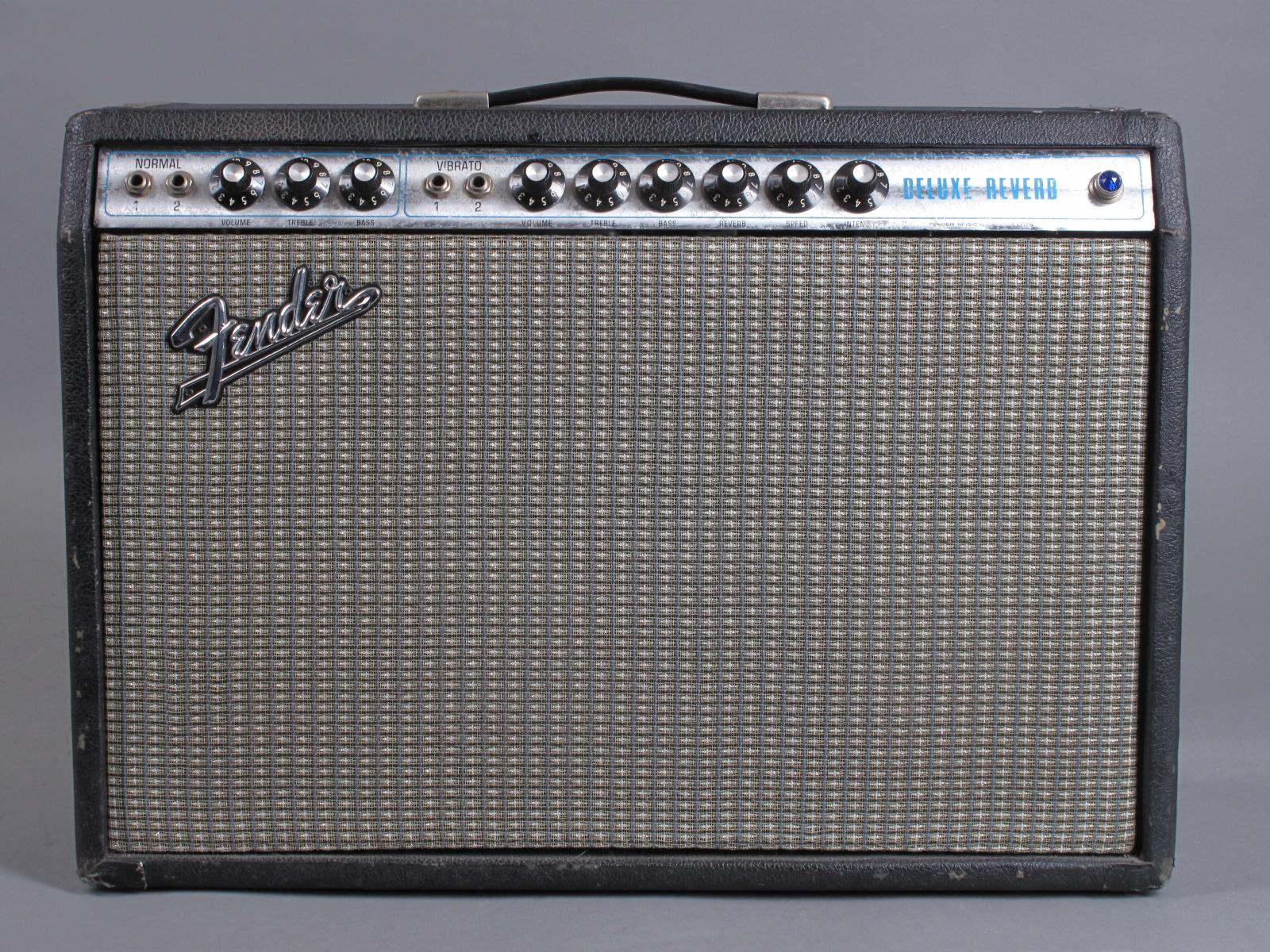 1973 Fender Deluxe Reverb