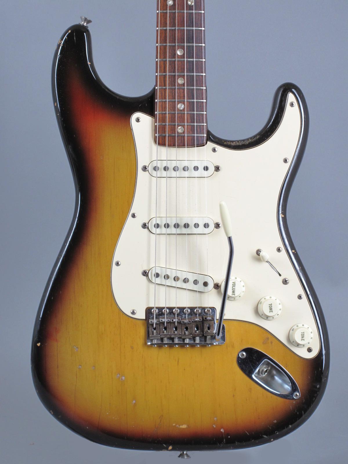 1972 Fender Stratocaster - Sunburst