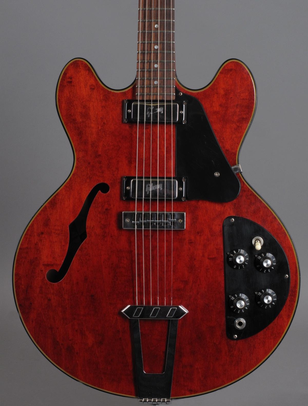 1972 Gibson ES-325 TD - Cherry