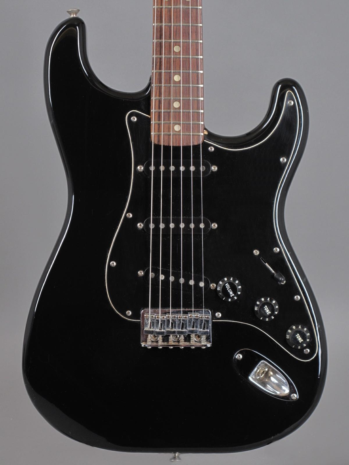 1976 Fender Stratocaster - Black