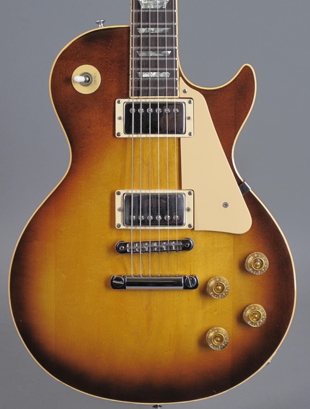 1976 Gibson Les Paul Standard - Sunburst
