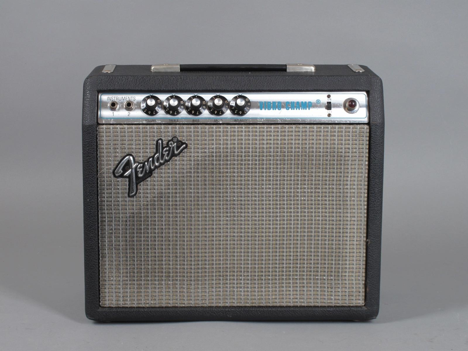 1980s Fender Vibro Champ Amplifier