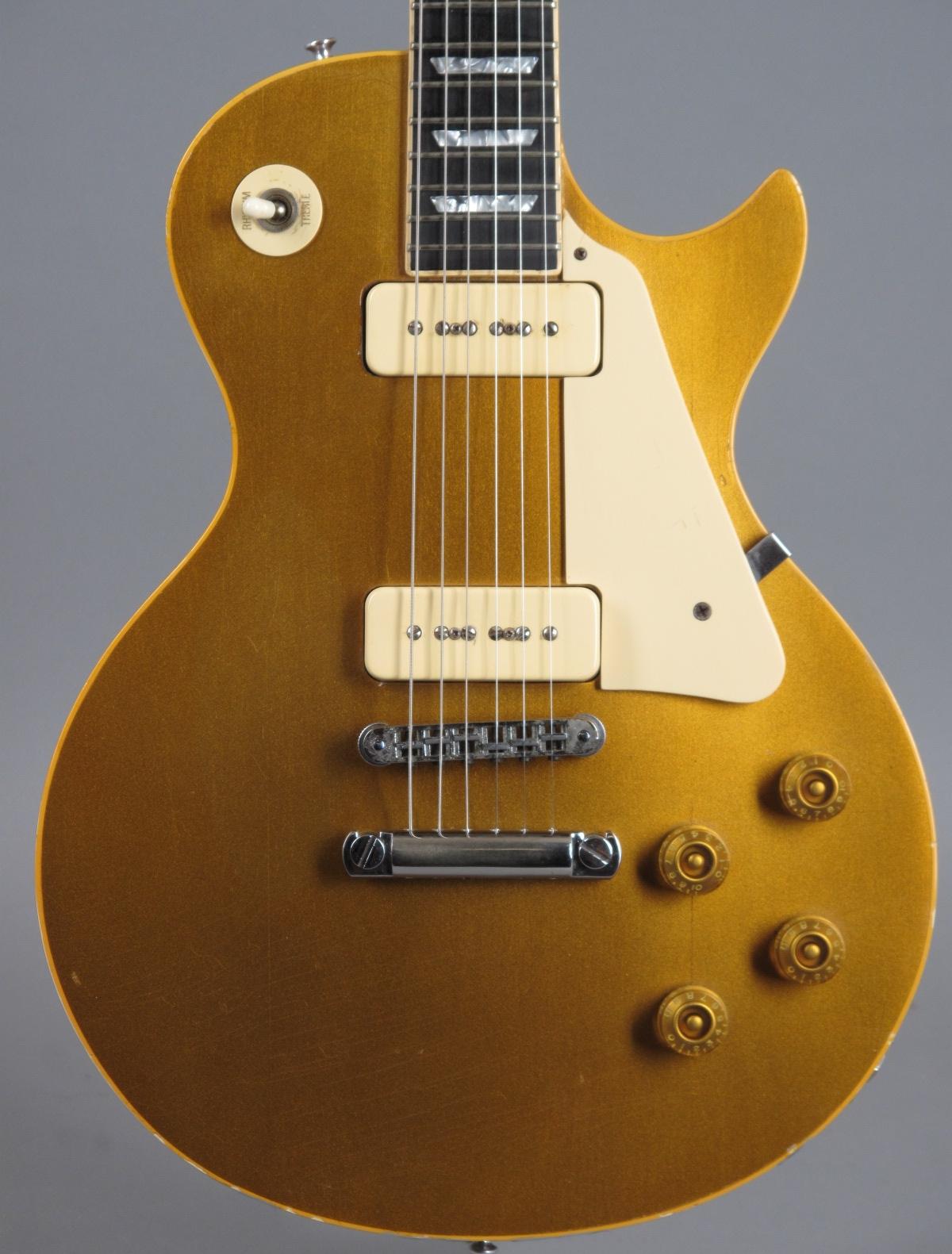 1980 Gibson Les Paul Pro - Goldtop
