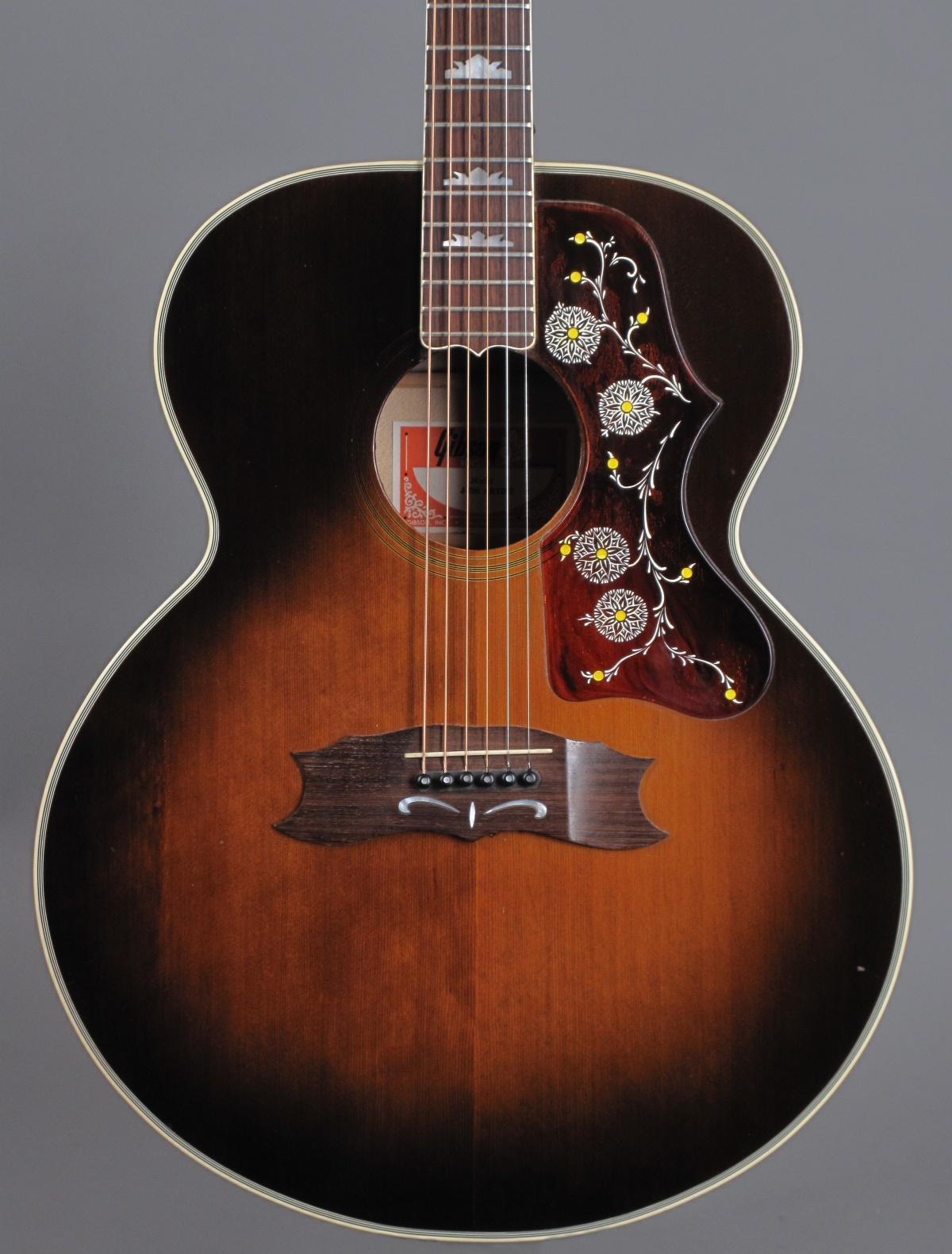 1981 Gibson J-200 Artist - Sunburst