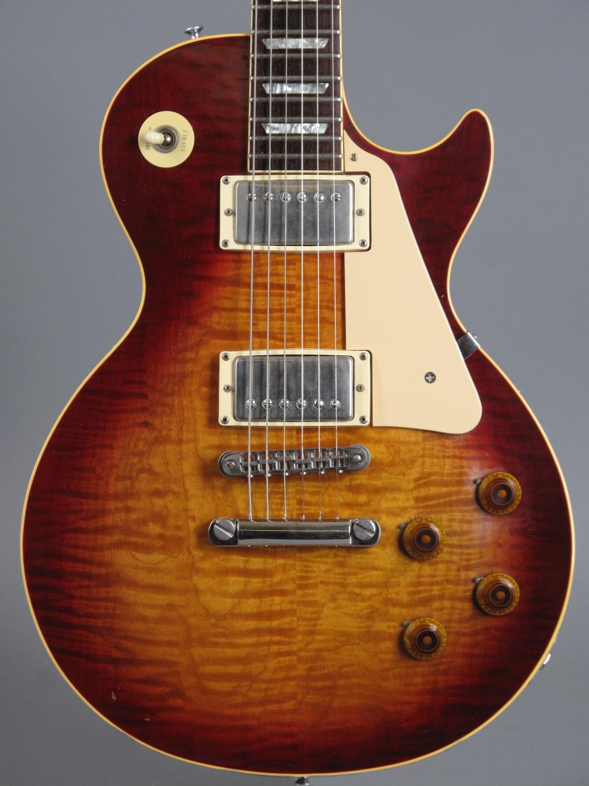 1982 Gibson Les Paul Heritage 80 - Heritage Cherry Sunburst