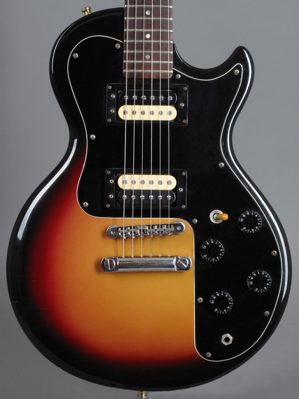 1982 Gibson Sonex 180 Deluxe - Sunburst