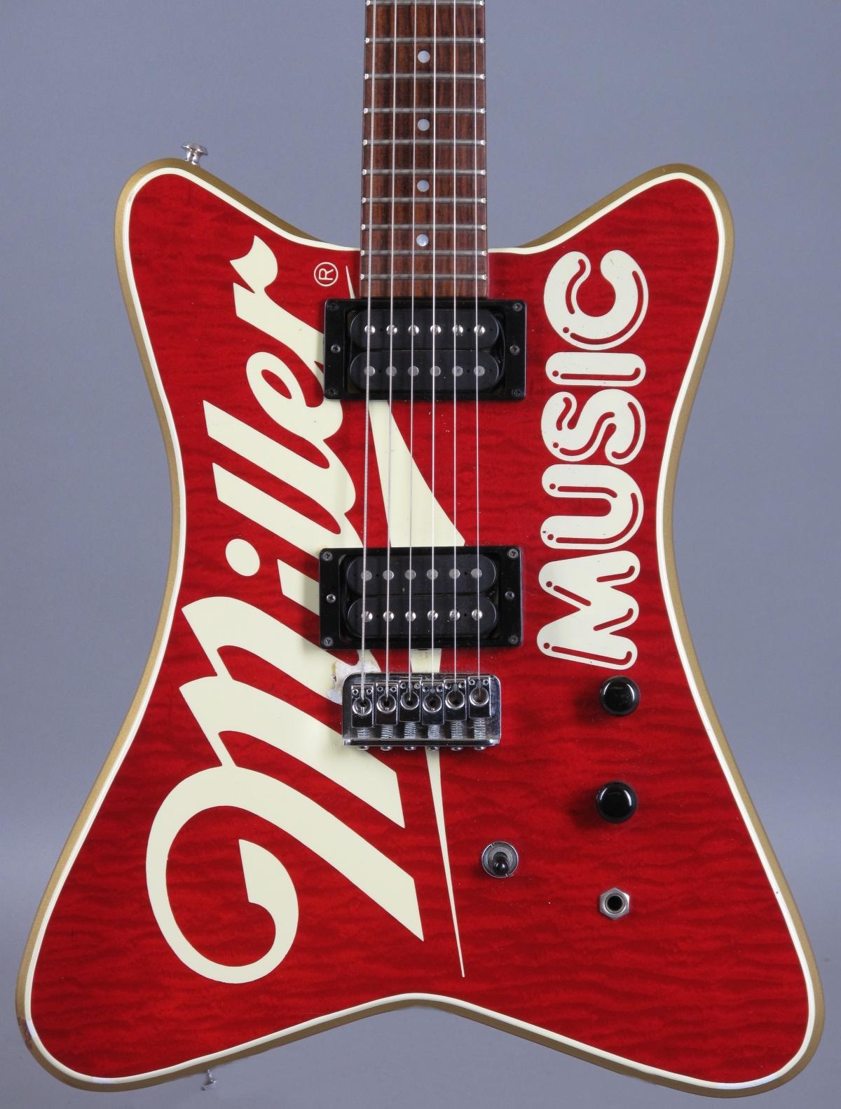 1985 Hamer Miller Music