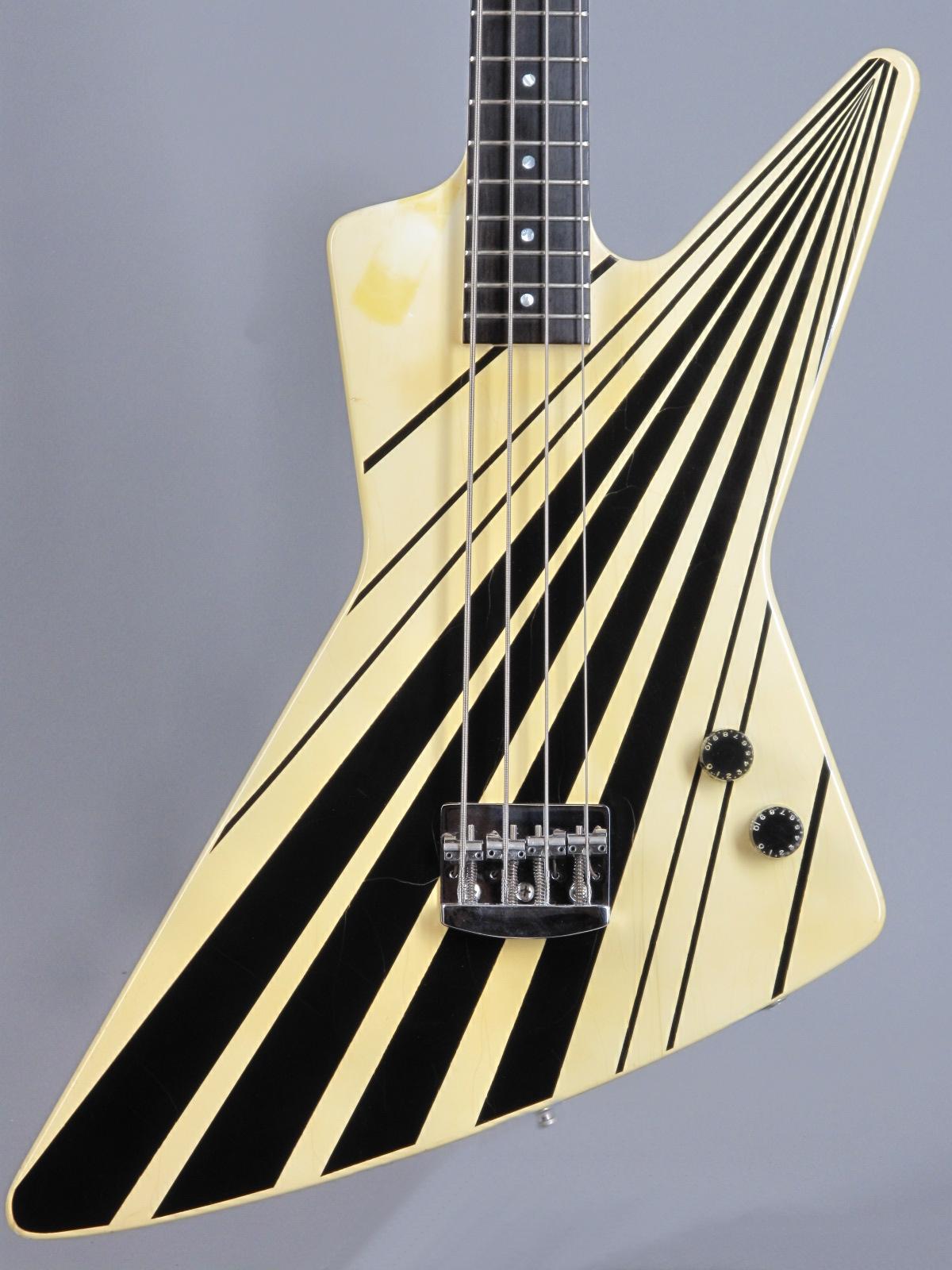 1986 Gibson Explorer Bass - Designer Series