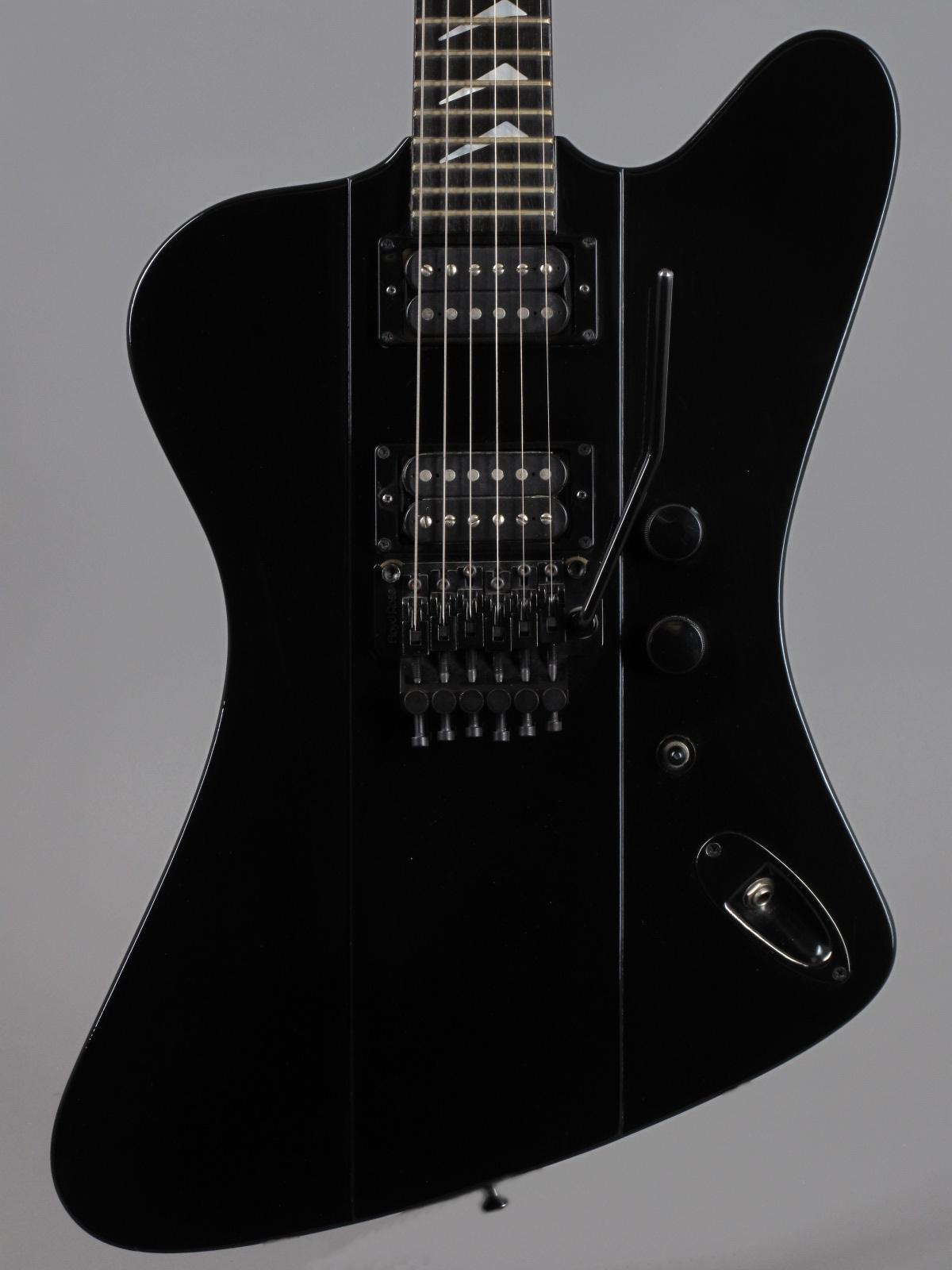 1987 Hamer Firebird II - Black