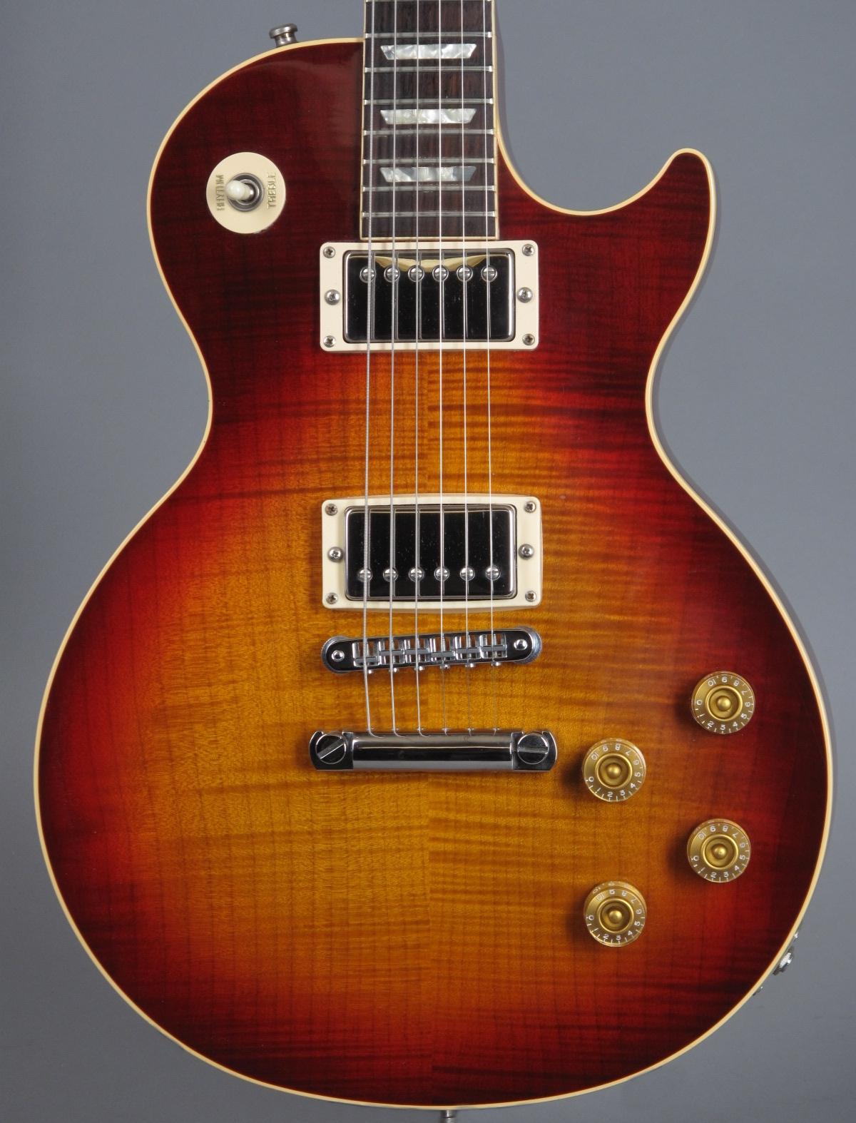 1989 Gibson Les Paul Standard - Heritage Cherry Sunburst ...lightweight!