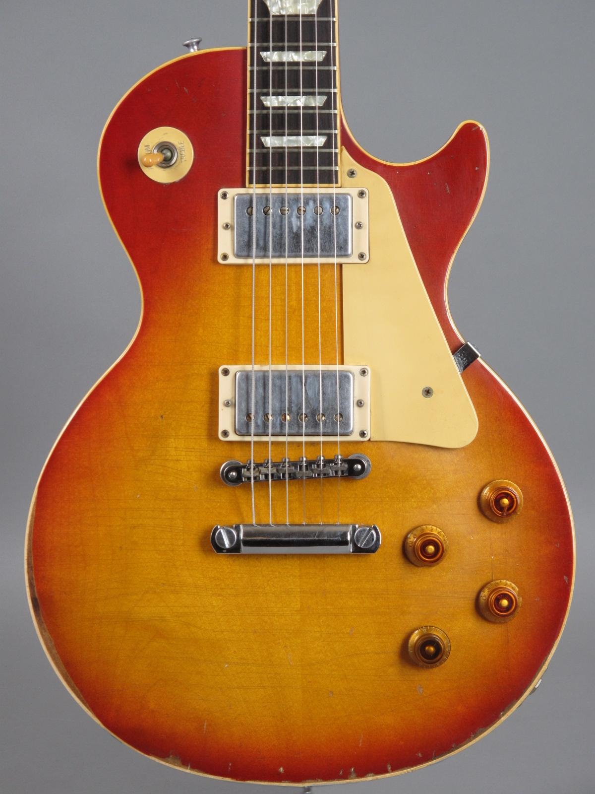 1992 Gibson Les Paul Standard - Cherry Sunburst