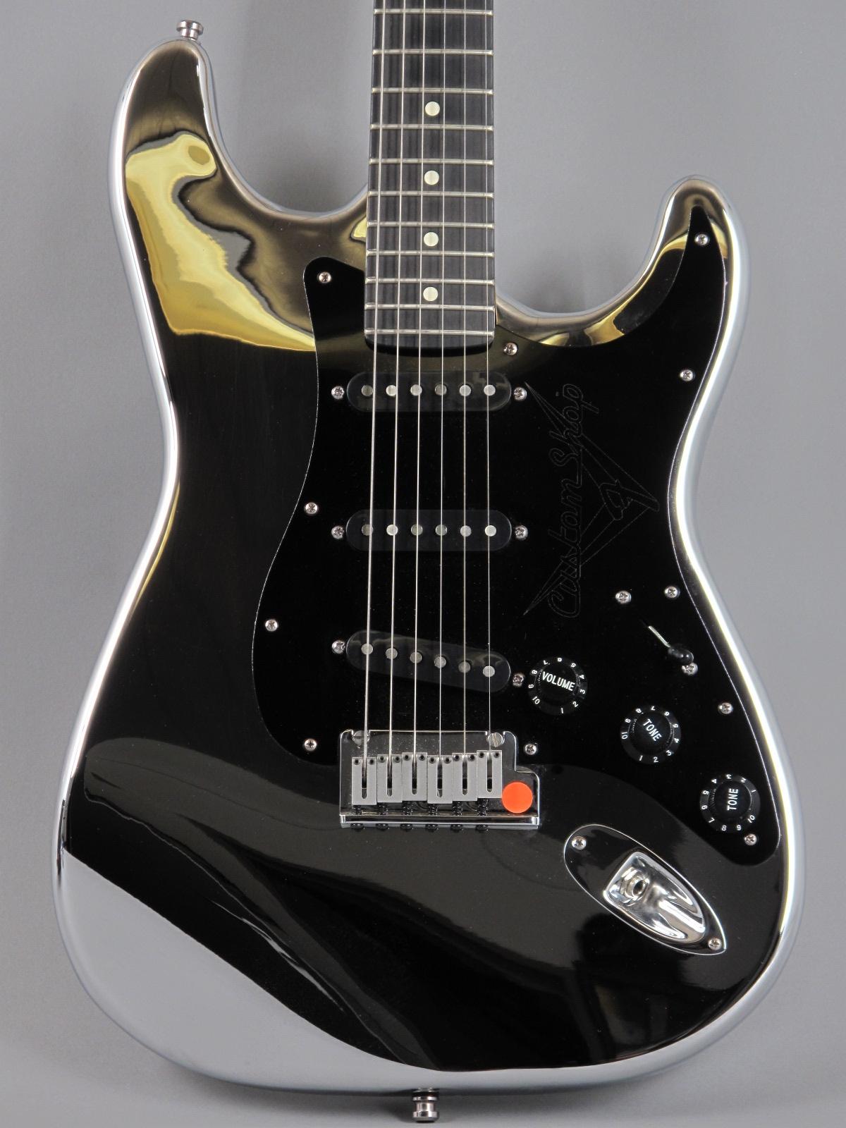 1994 Fender Custom Shop Chrome Stratocaster