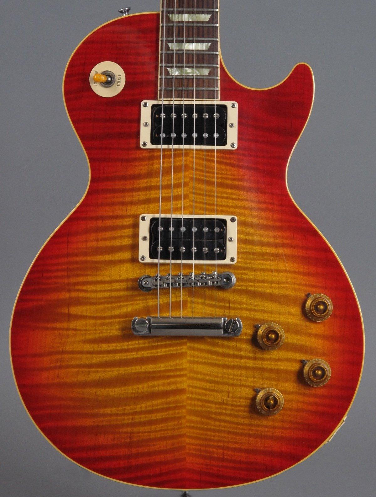 1994 Gibson Les Paul 1960 Classic Premium+ - Cherry Sunburst  ...Killertop !!!