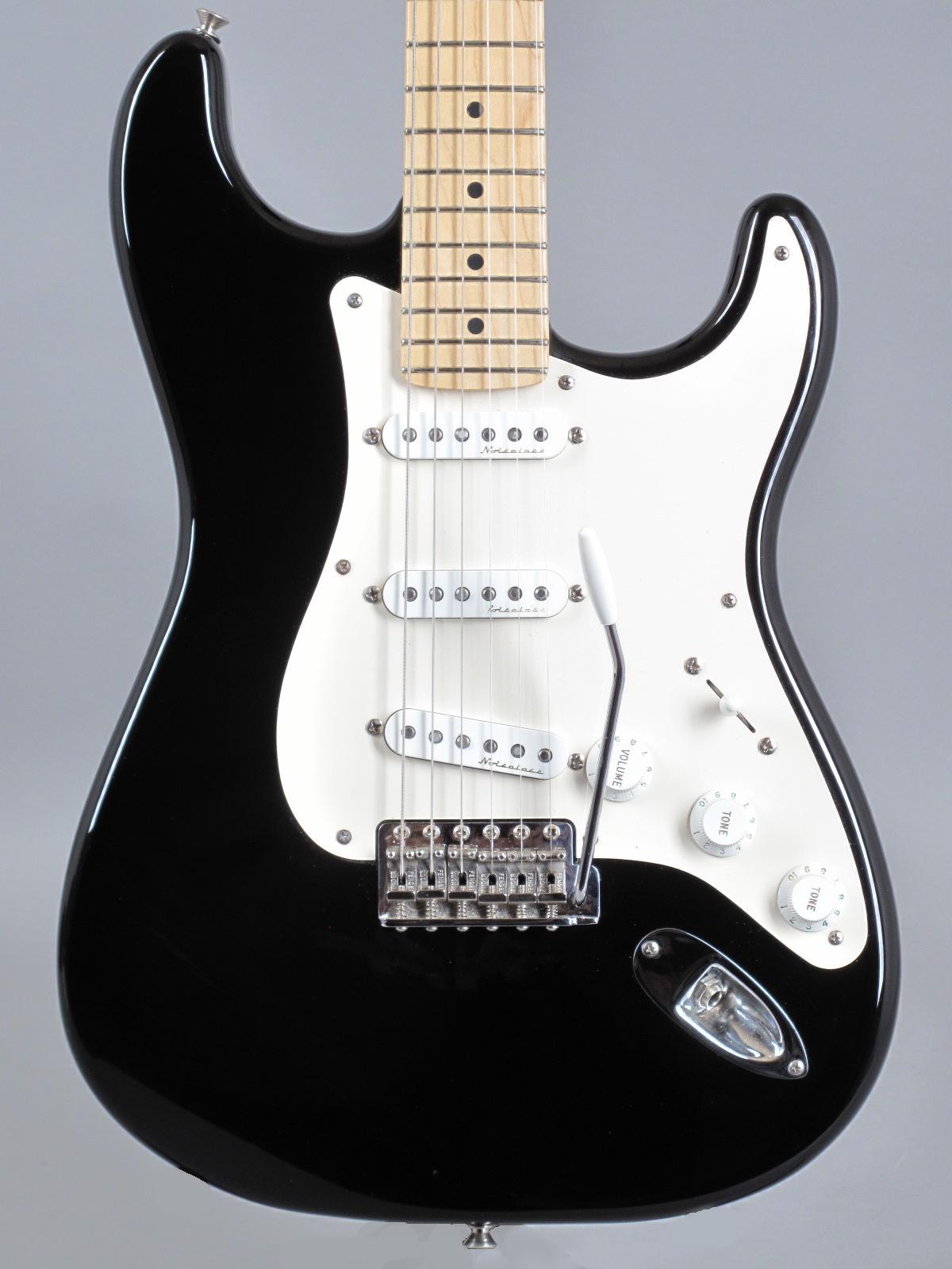 2005 Fender Eric Clapton Stratocaster - Black
