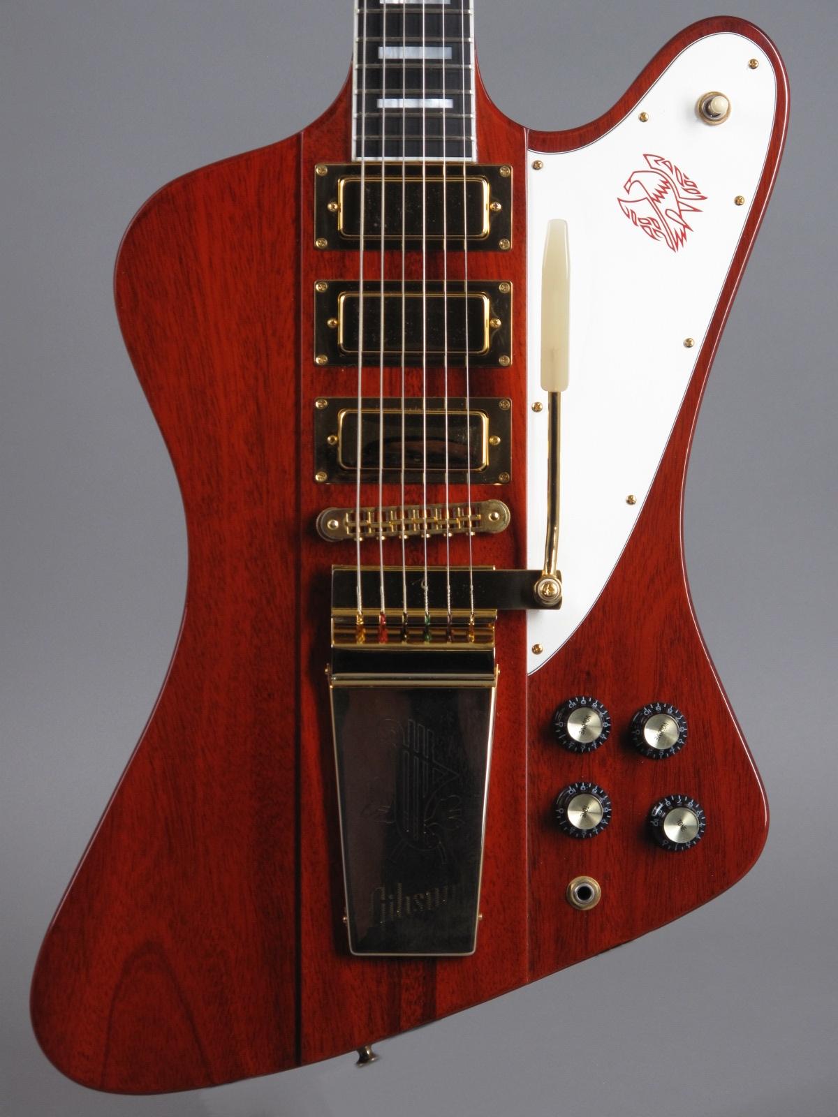 2008 Gibson Firebird VII - Cherry