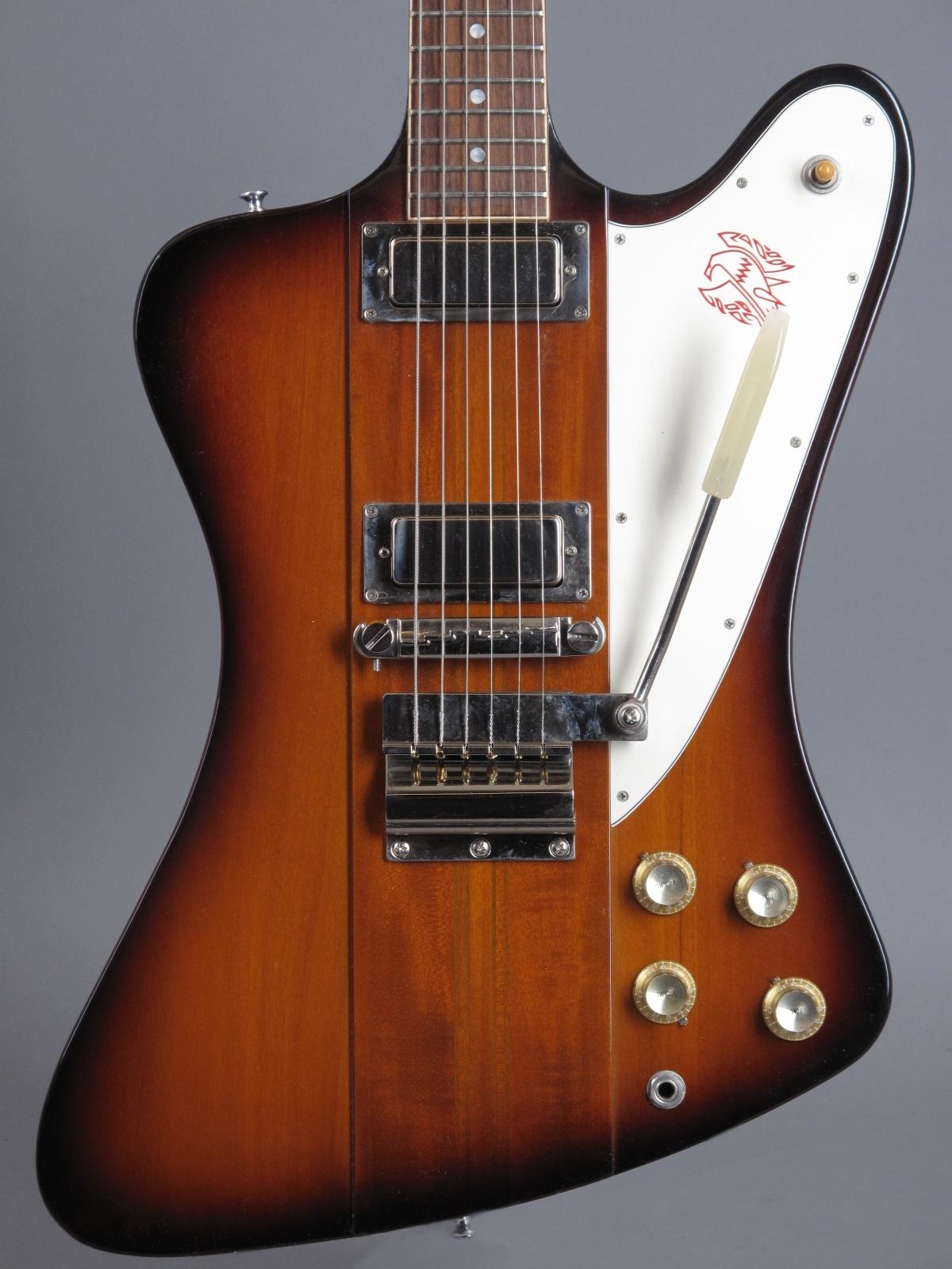 2010 Gibson Firebird III - Sunburst