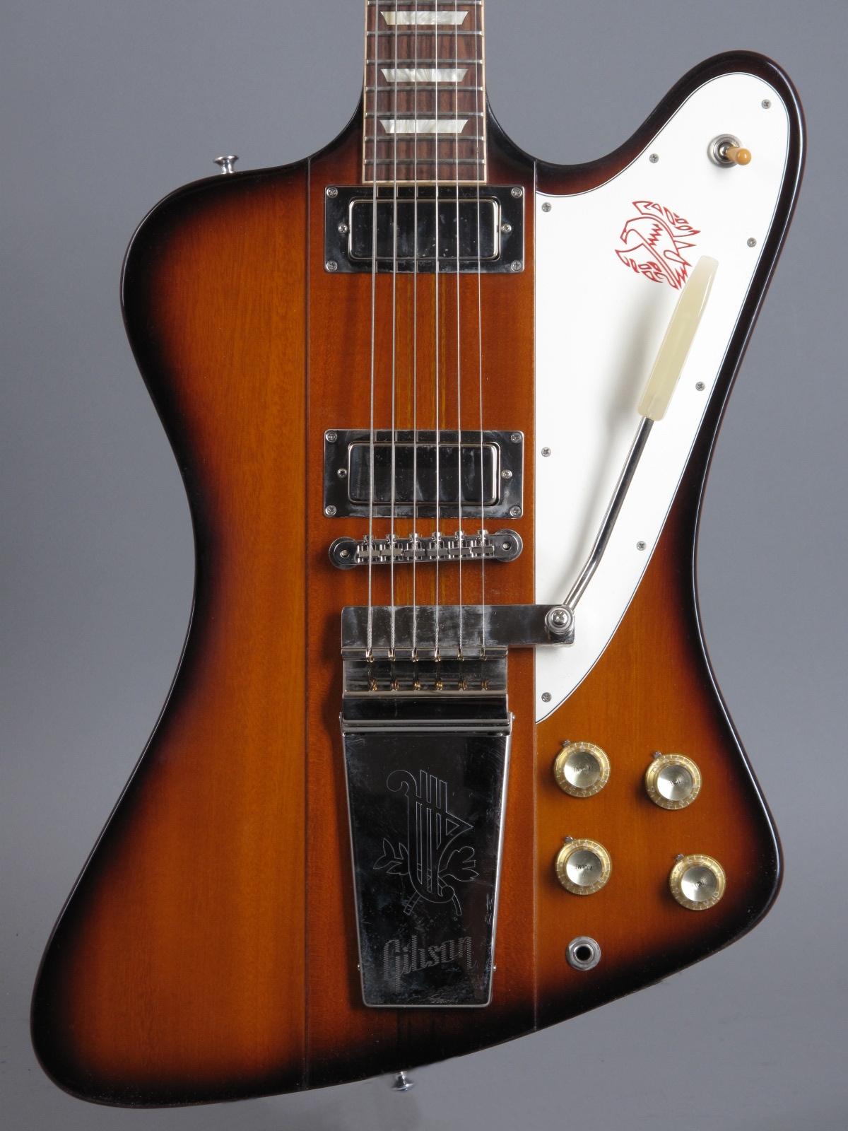 2010 Gibson Firebird V - Sunburst