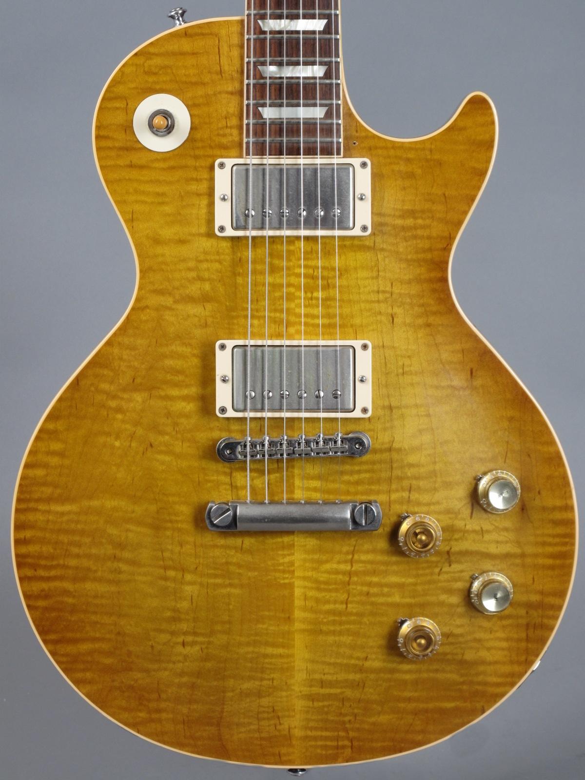 2010 Gibson Les Paul - Melvin Franks / Greeny/ Gary Moore - CC01