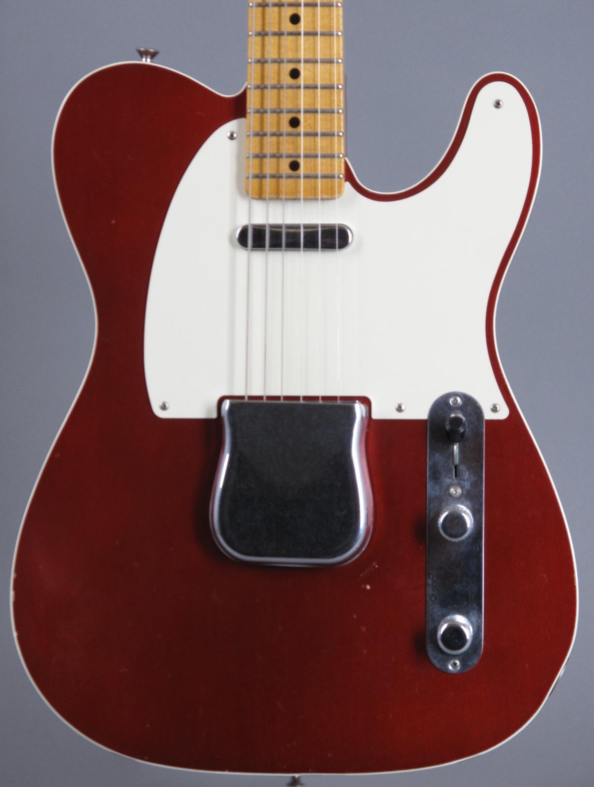 2011 Fender Custom Shop 50s Telecaster Custom Relic - CAR ...3,14Kg!!!