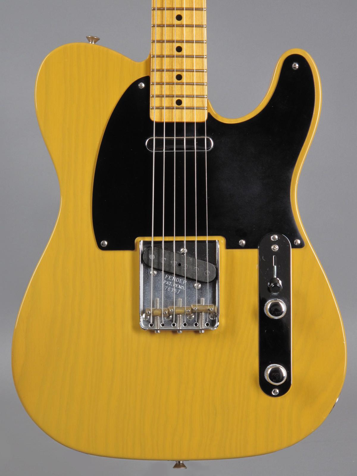 2011 Fender American Vintage 1952 Telecaster Reissue - Butterscotch Blond
