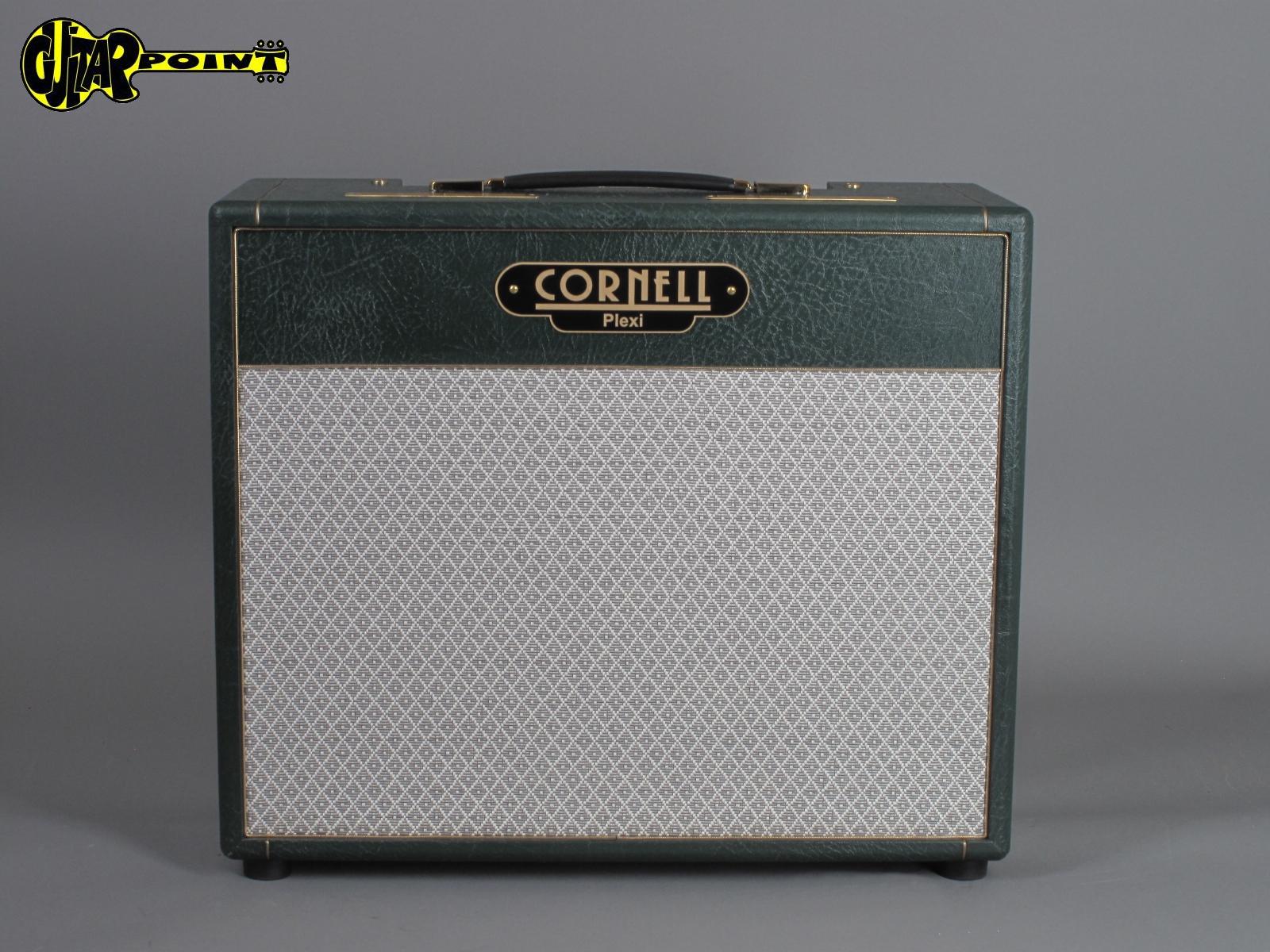 """Cornell DC Plexi 18/20 Combo - 2x10"""" Celestion G10 Gold AlNiCo"""