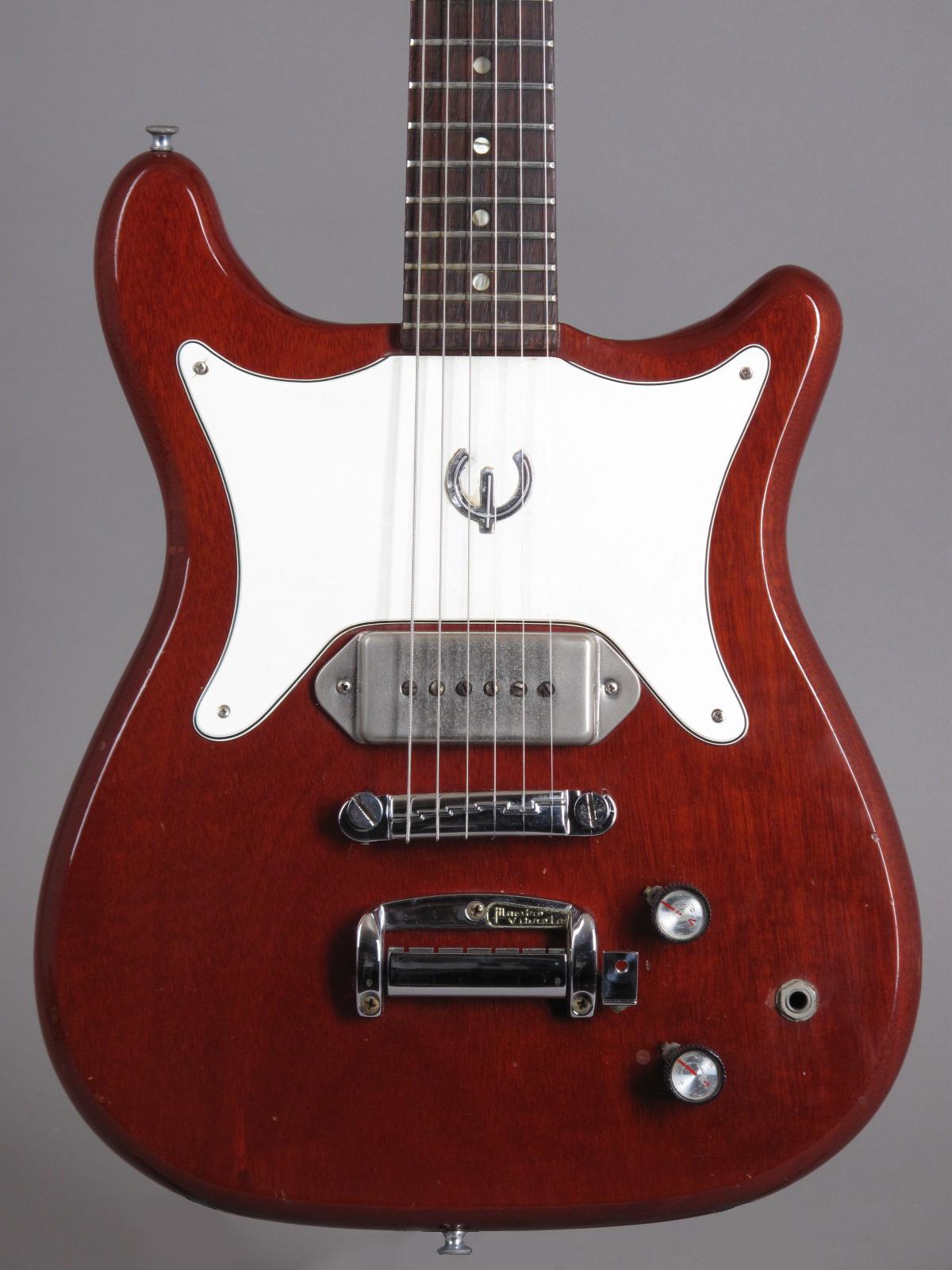 1965Epiphone Coronet - Cherry