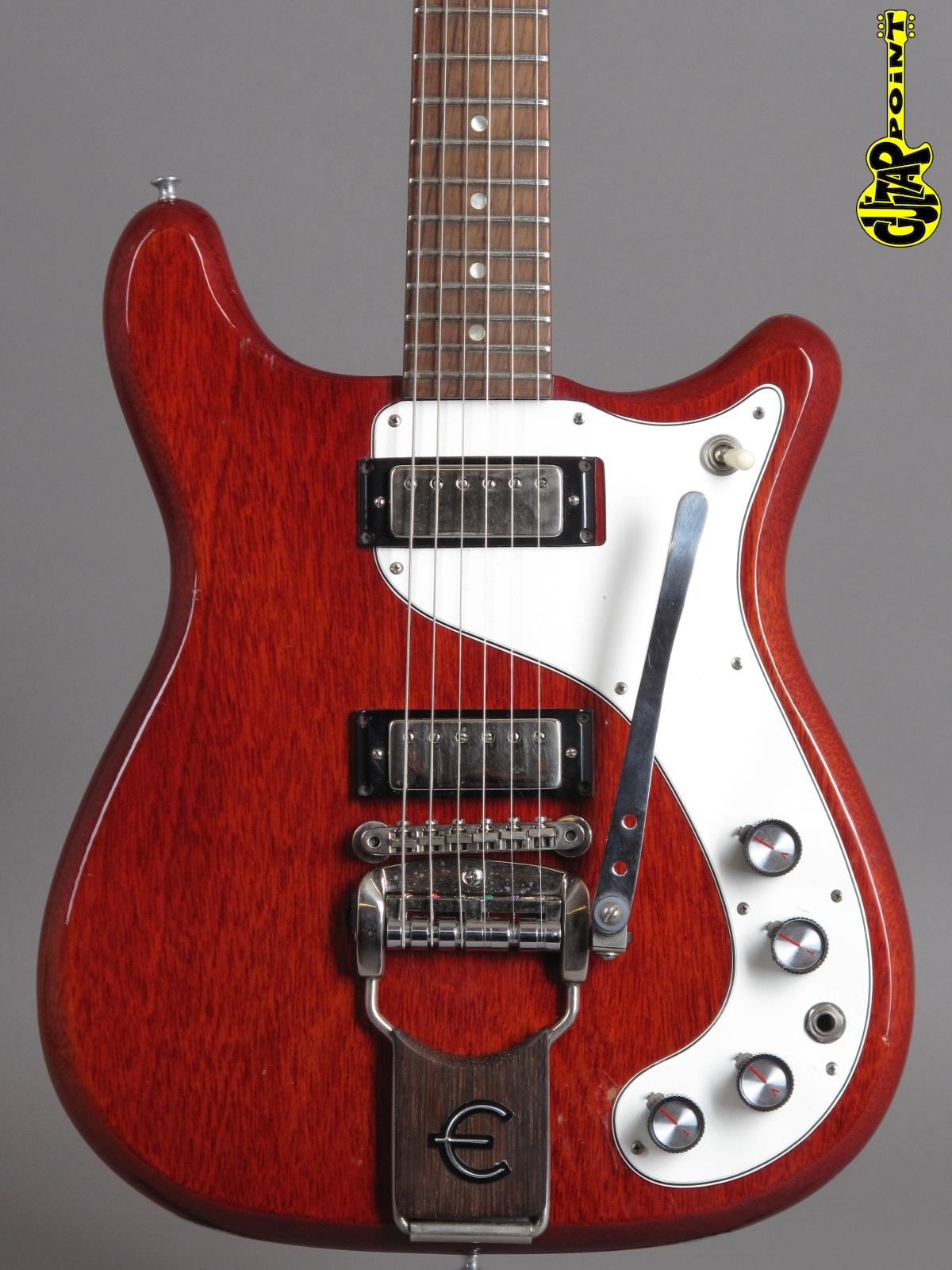 1965 Epiphone Wilshire - Cherry