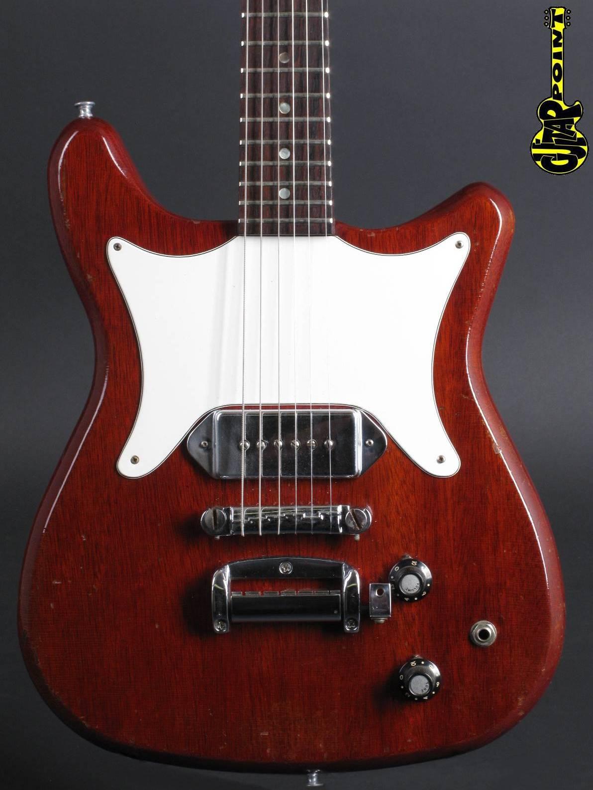 1966 Epiphone Coronet - Cherry