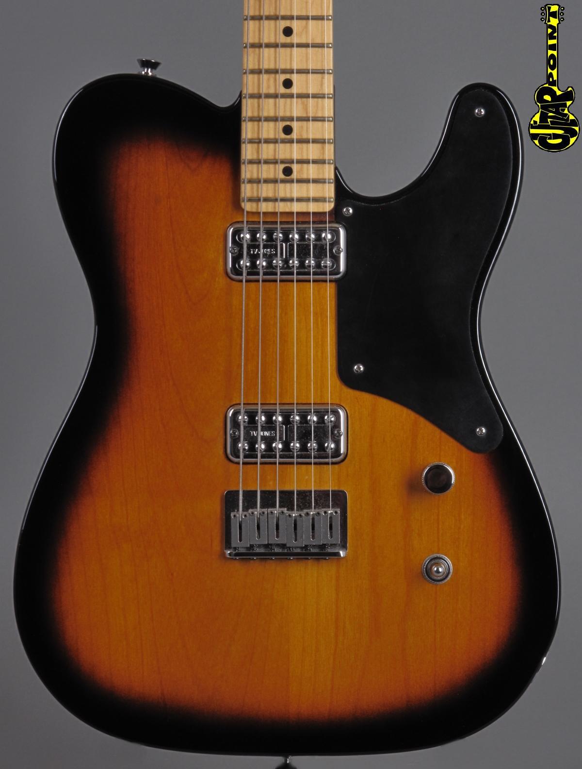 2011 Fender Telebration - La Cabronita Telecaster