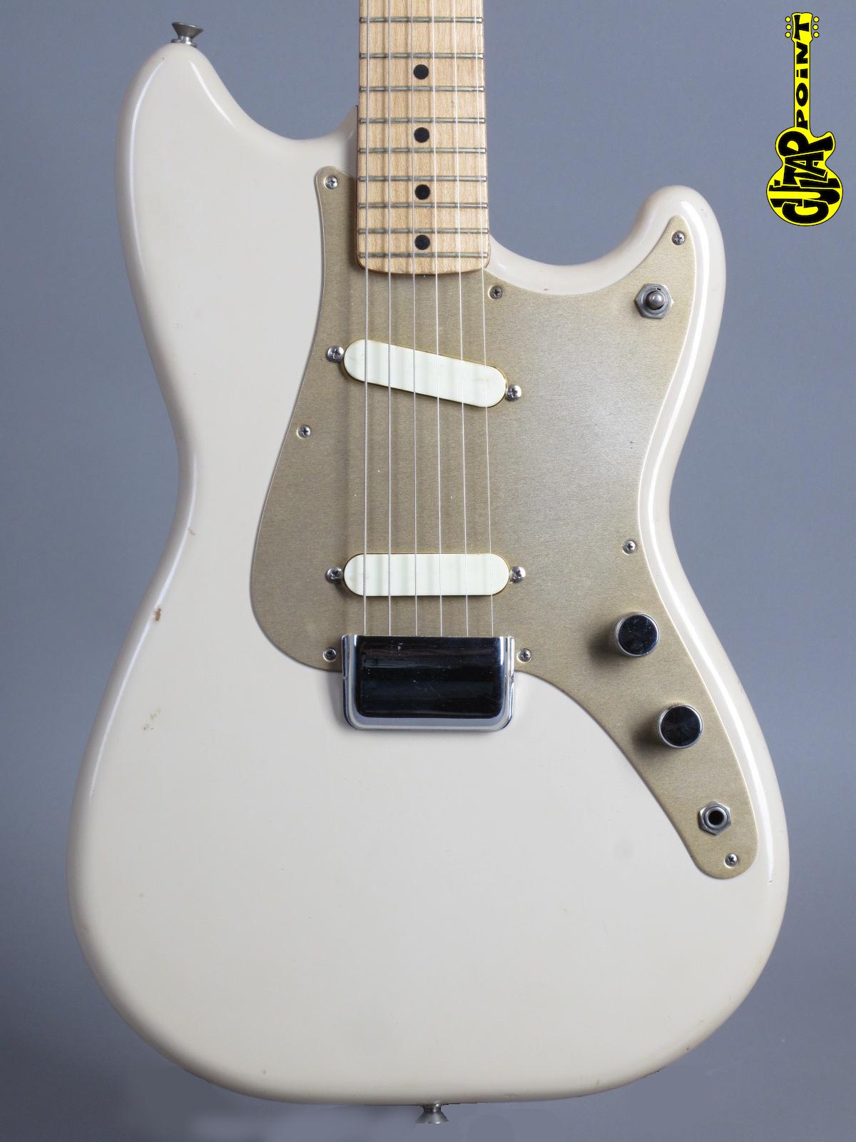 1958 Fender Duo-Sonic - Desert Sand - Excellent+ RARE!