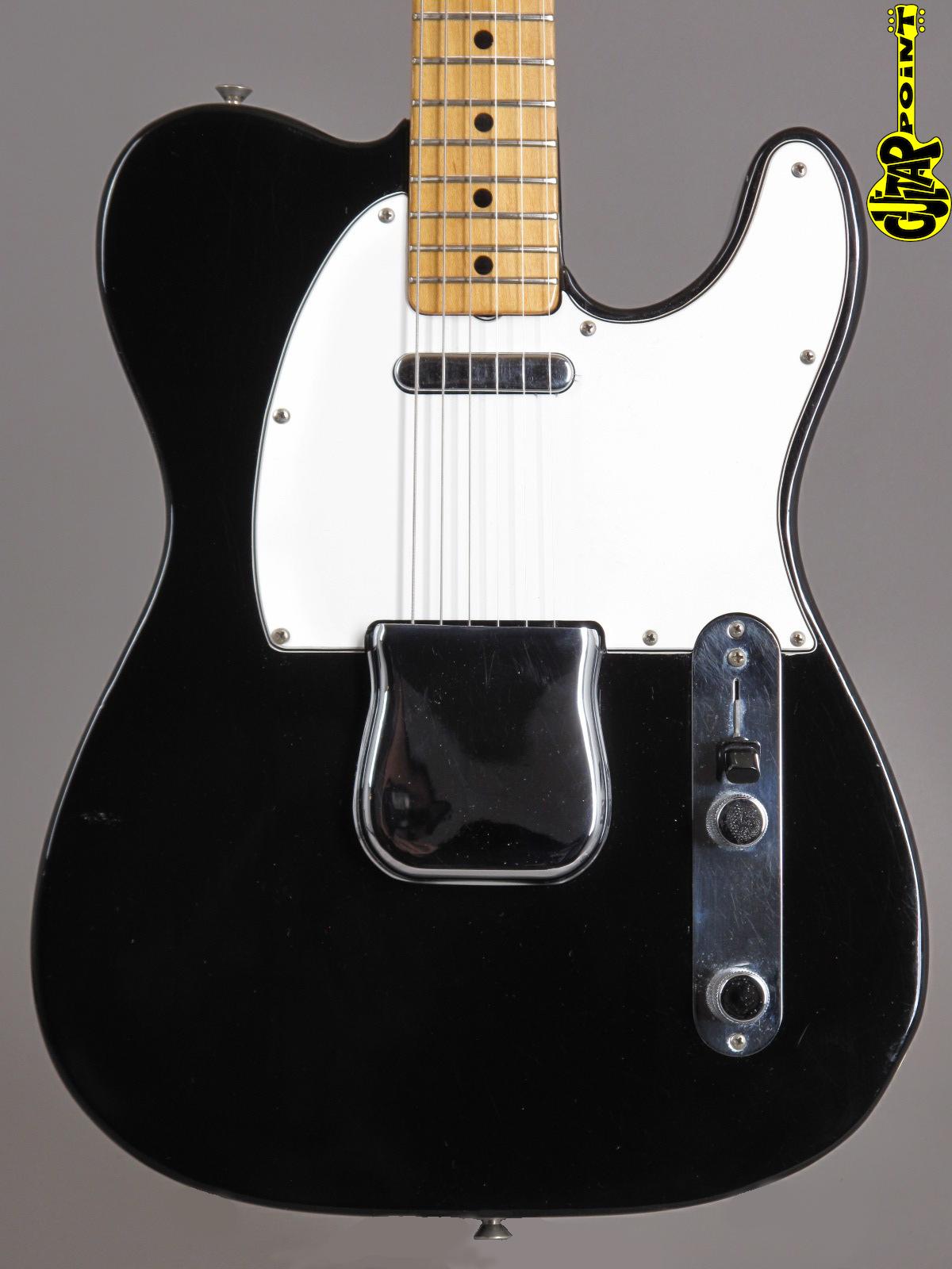 1974 Fender Telecaster - Black