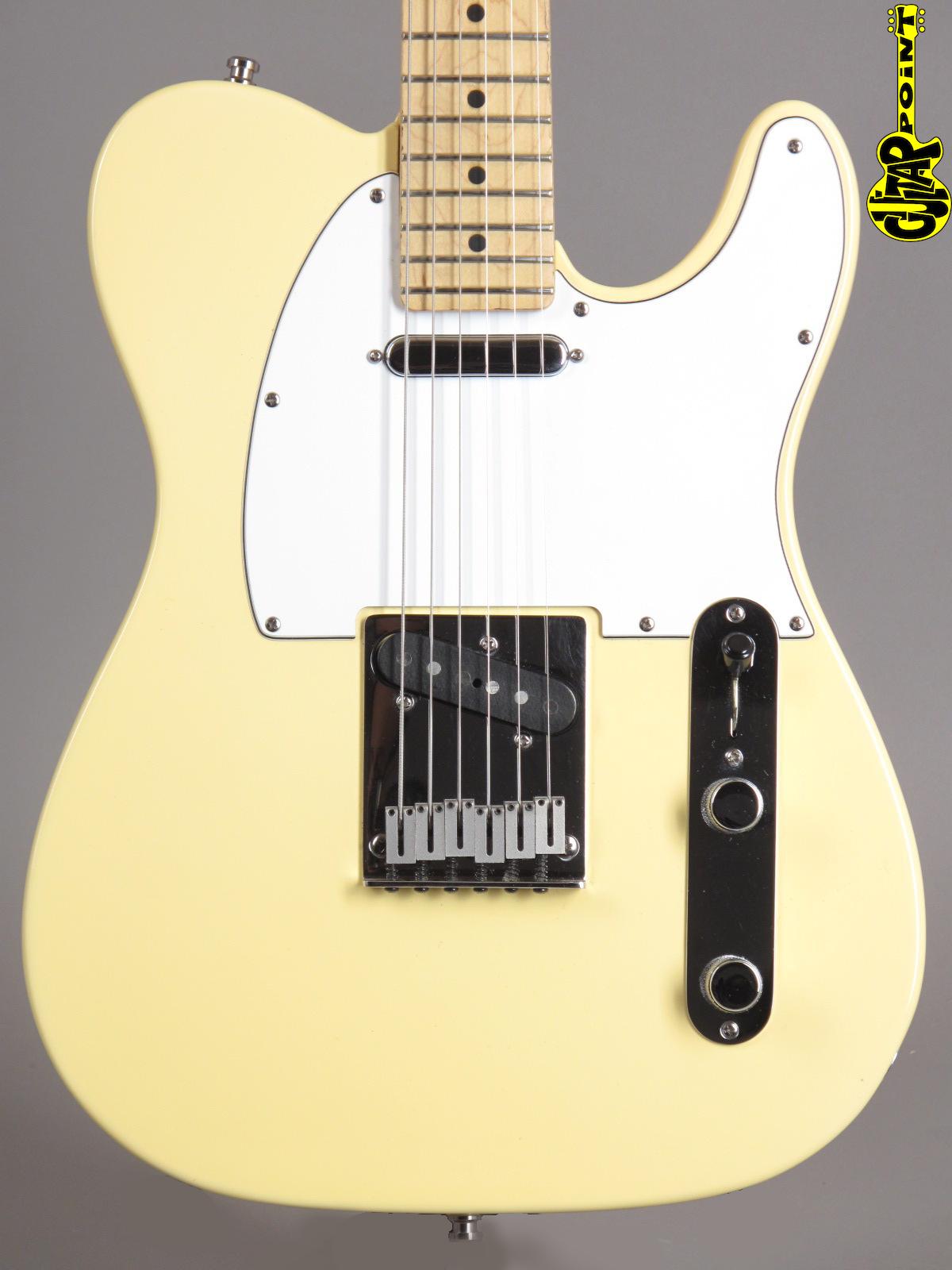 1993 Fender American Standard Telecaster - Olympic White